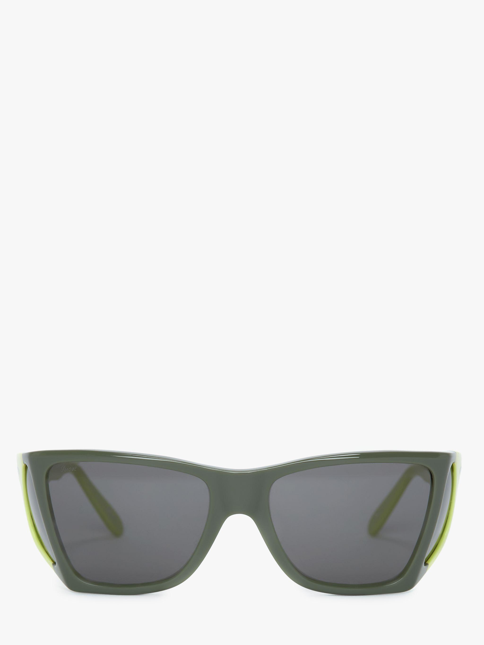 JW ANDERSON x PERSOL: WIDE FRAME SUNGLASSES