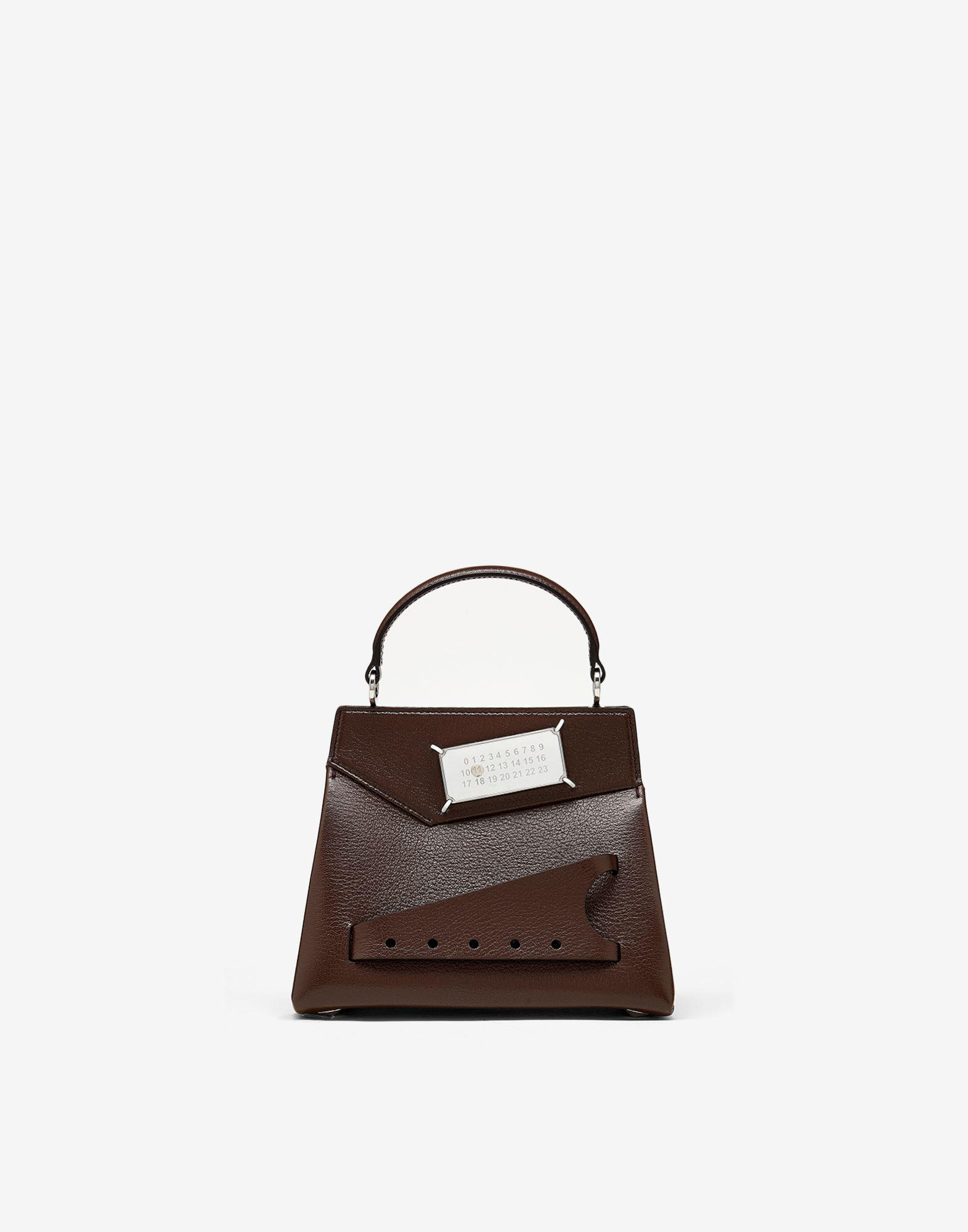 Snatched small top handle bag