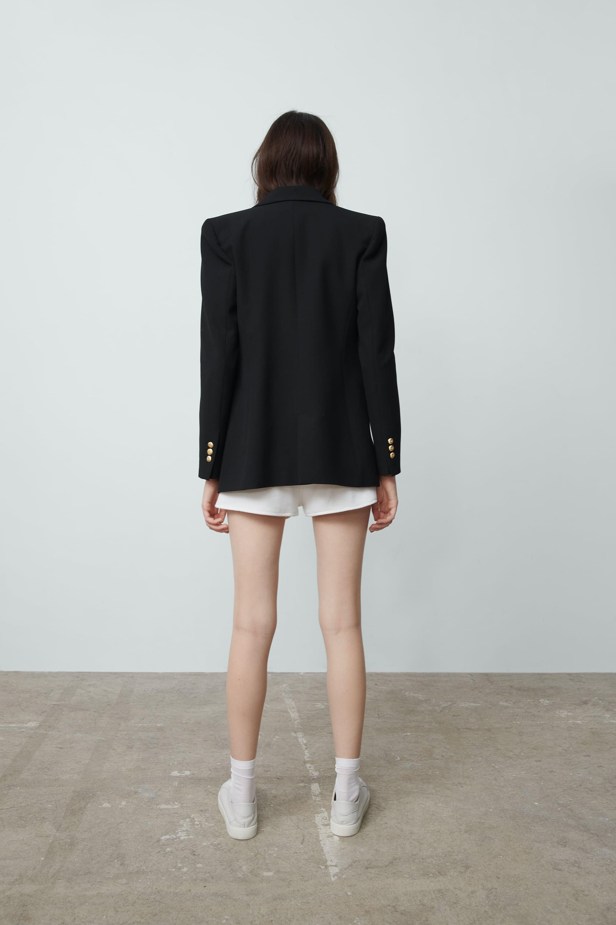 TAILORED DOUBLE BREASTED BLAZER 3