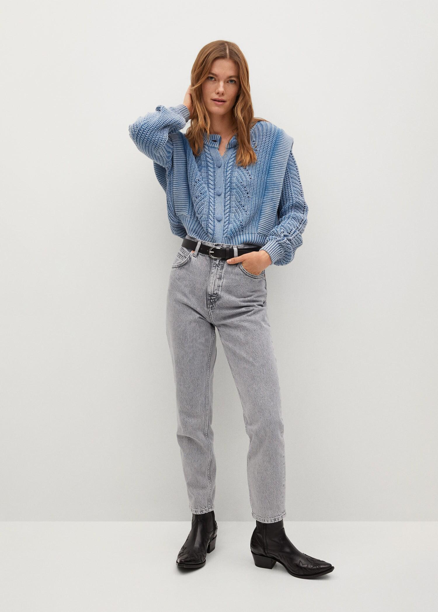 Mom-fit jeans 1