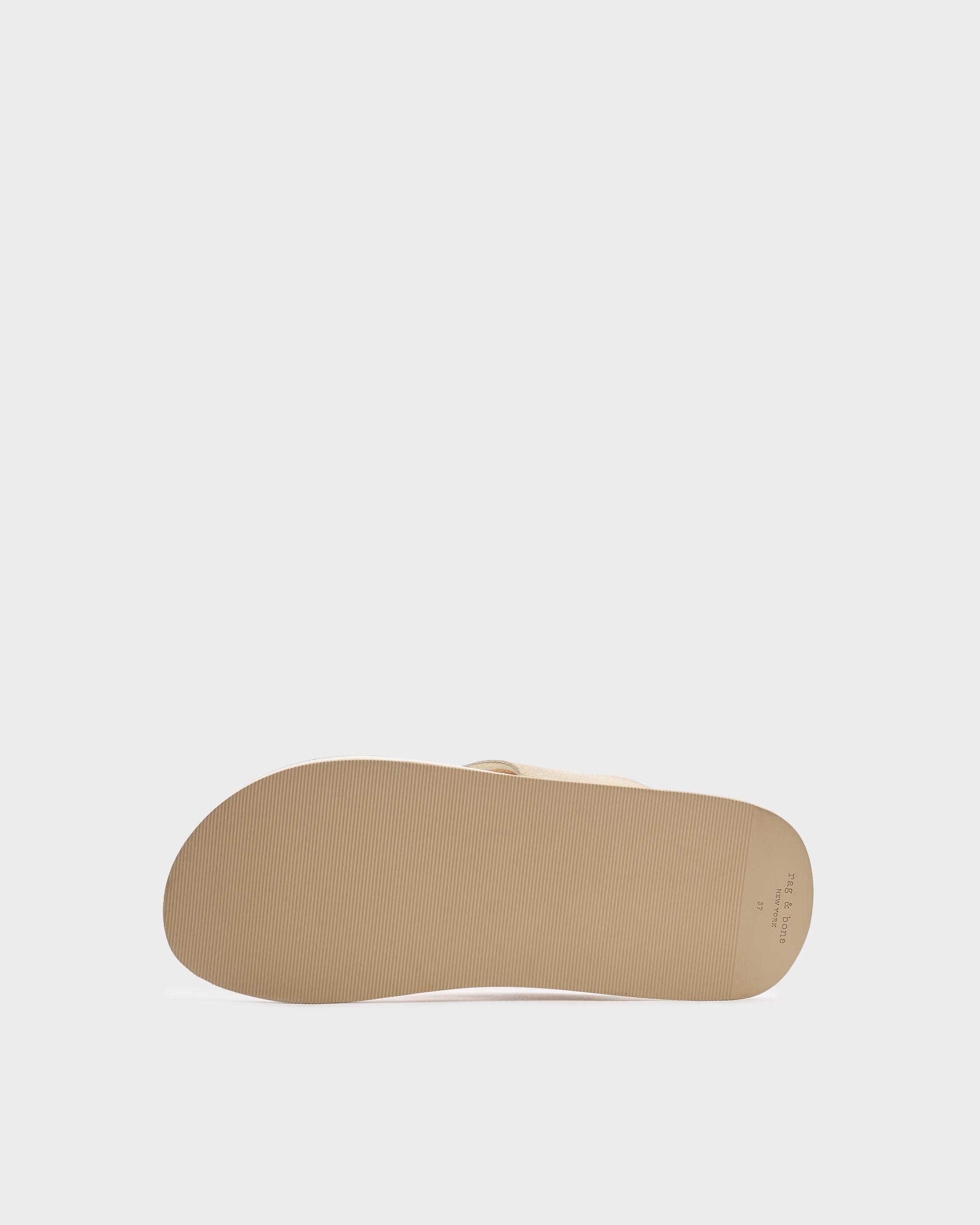 Parker thong - suede 3