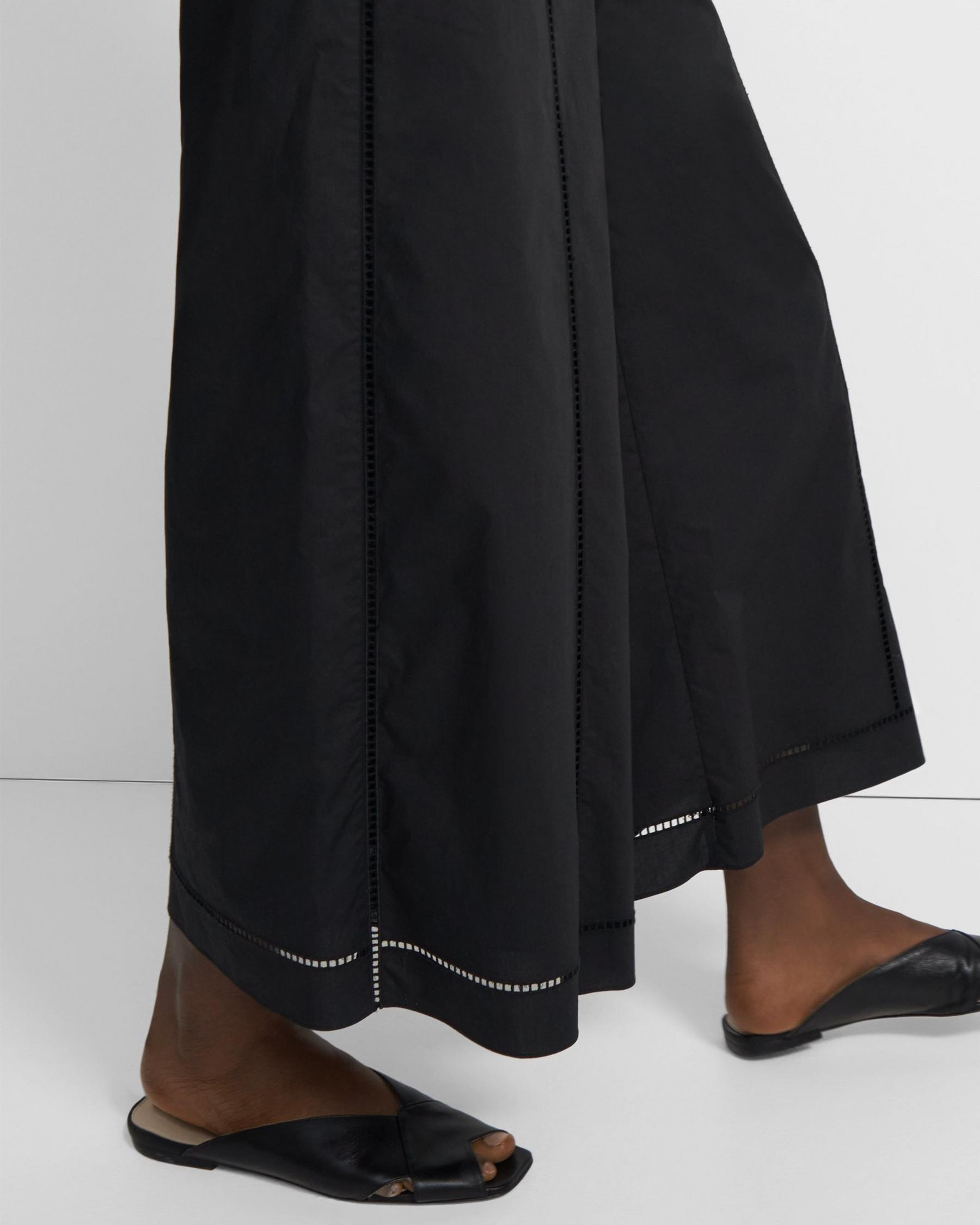 Culotte in Eyelet Cotton 1