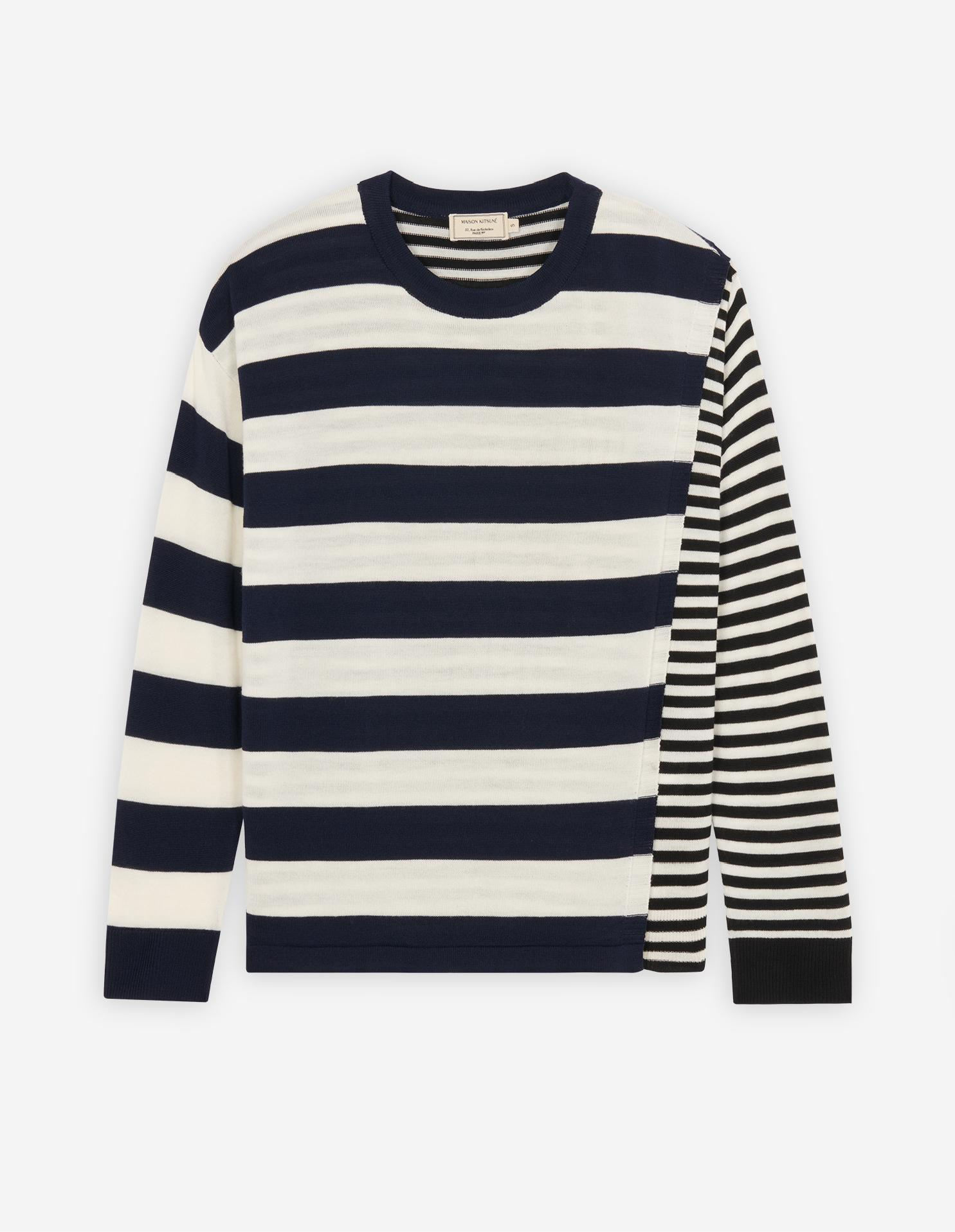 DOUBLE LAYERED CREW NECK JUMPER 3