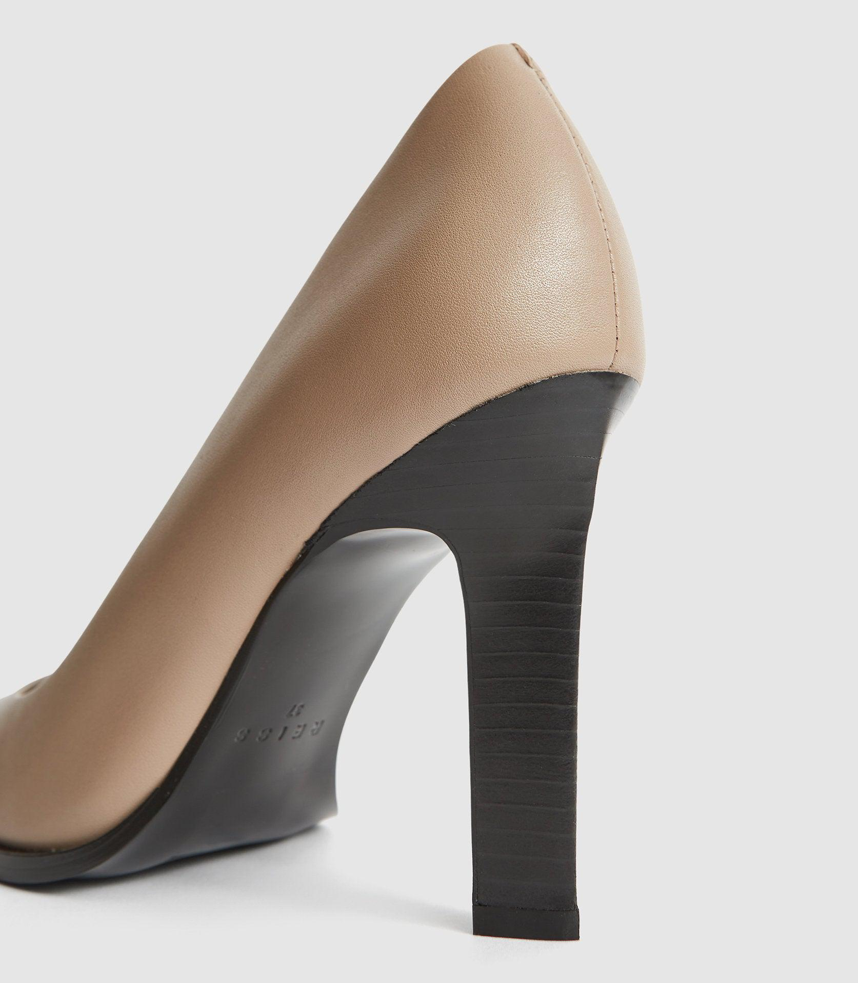 ADA COURT - LEATHER COURT SHOES 4