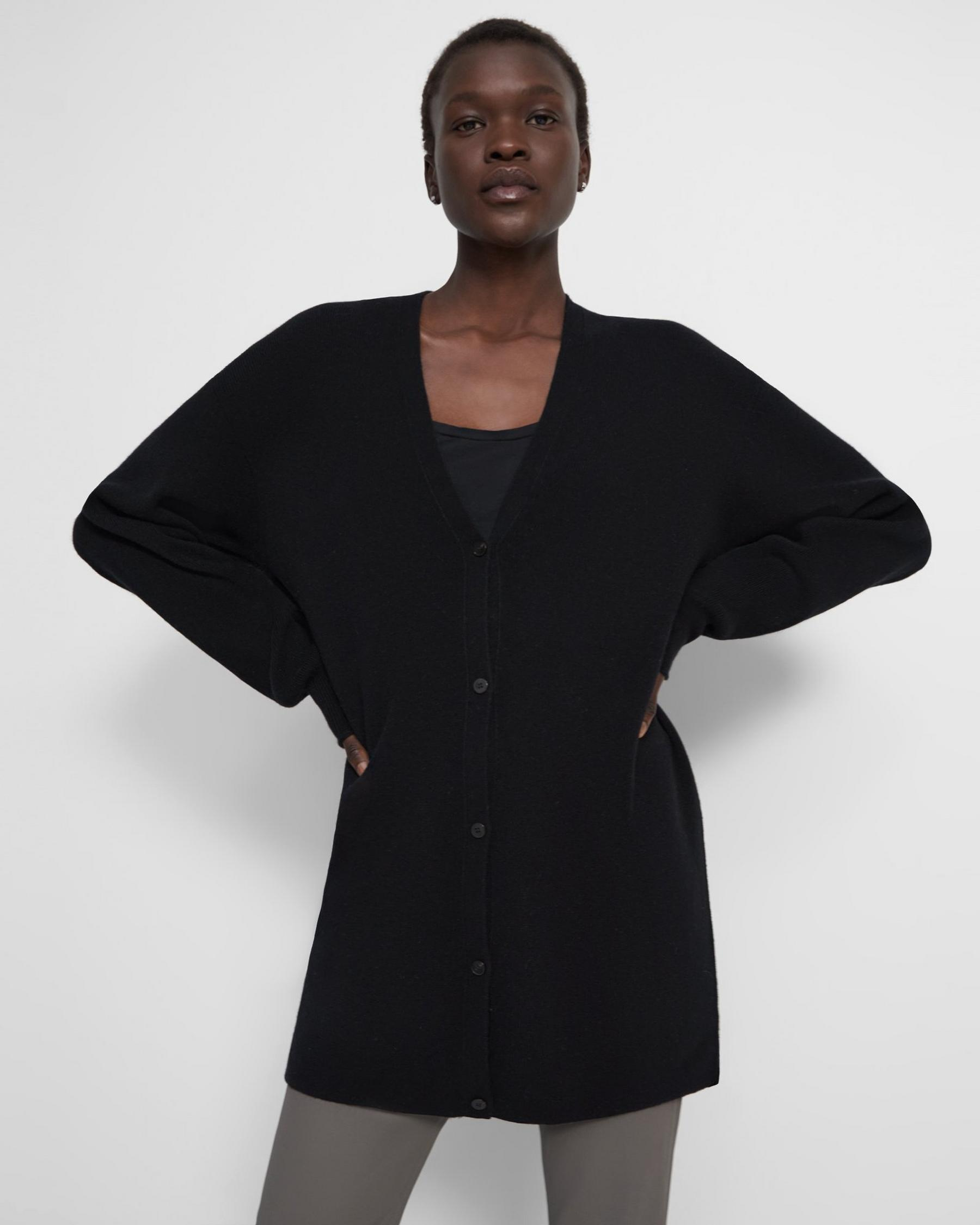 Long Cardigan in Cashmere