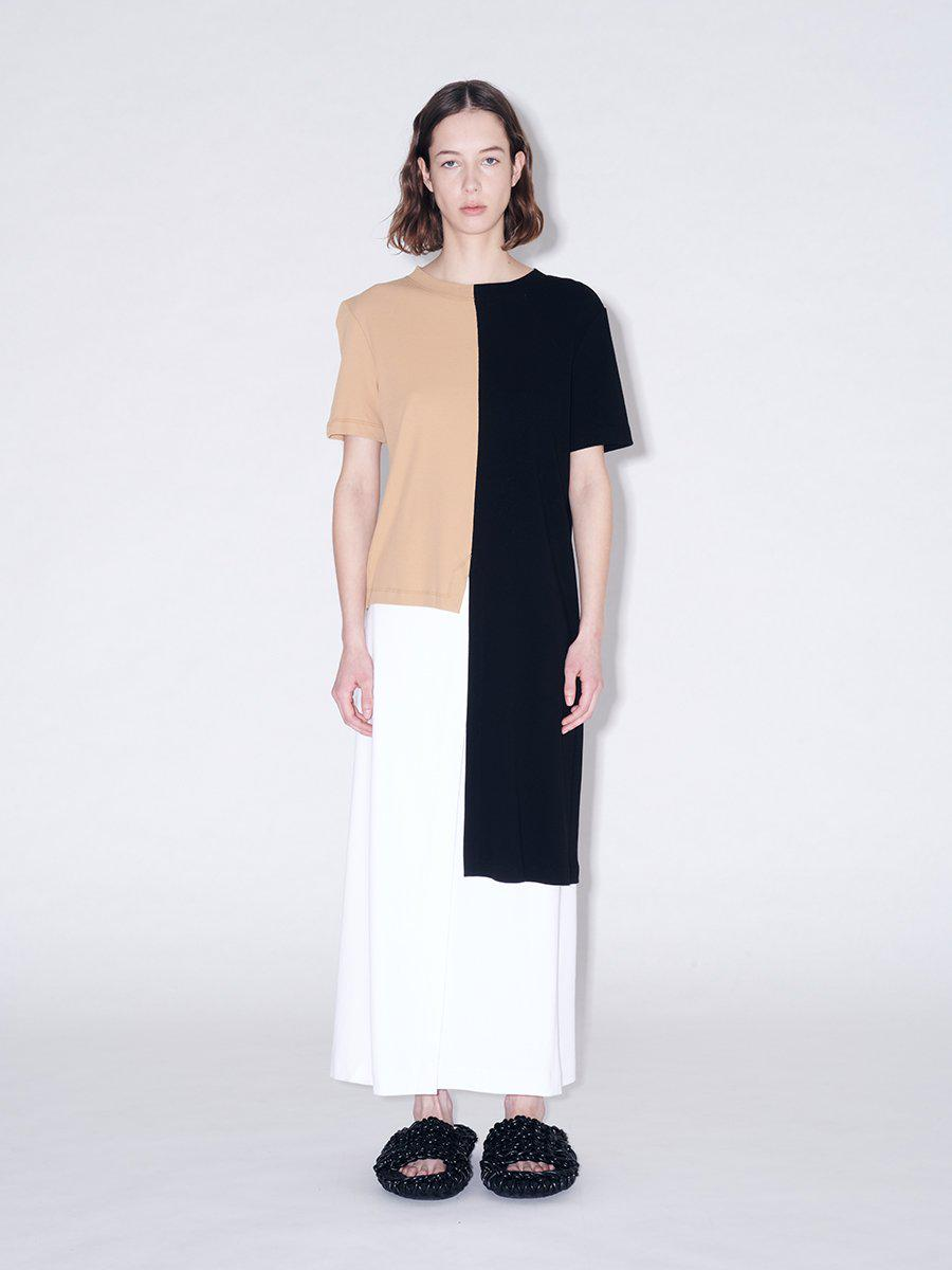 Pull On Wrap Front Skirt 2