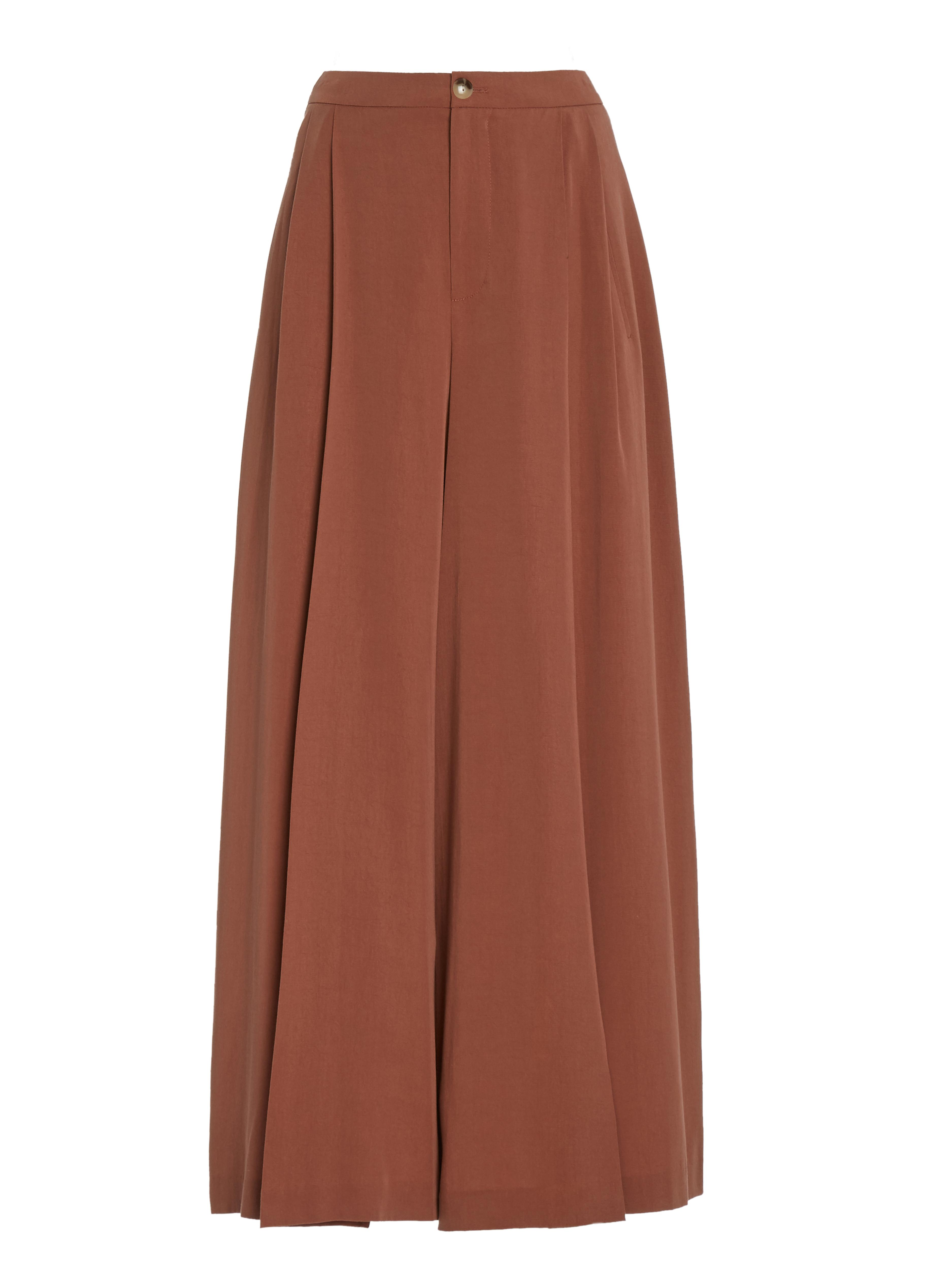 Pleated Culotte 4