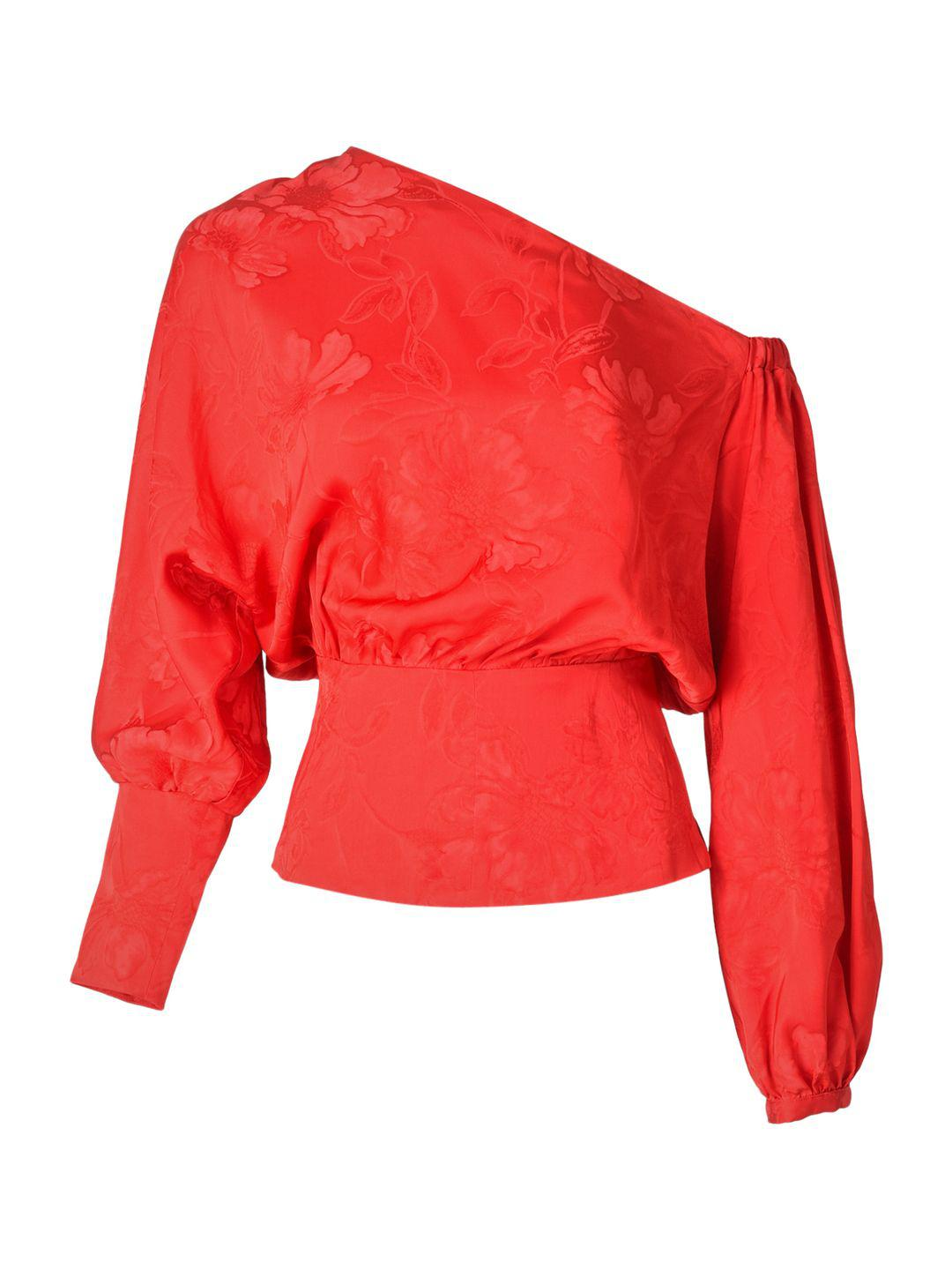Sirmione Blouse Rouge