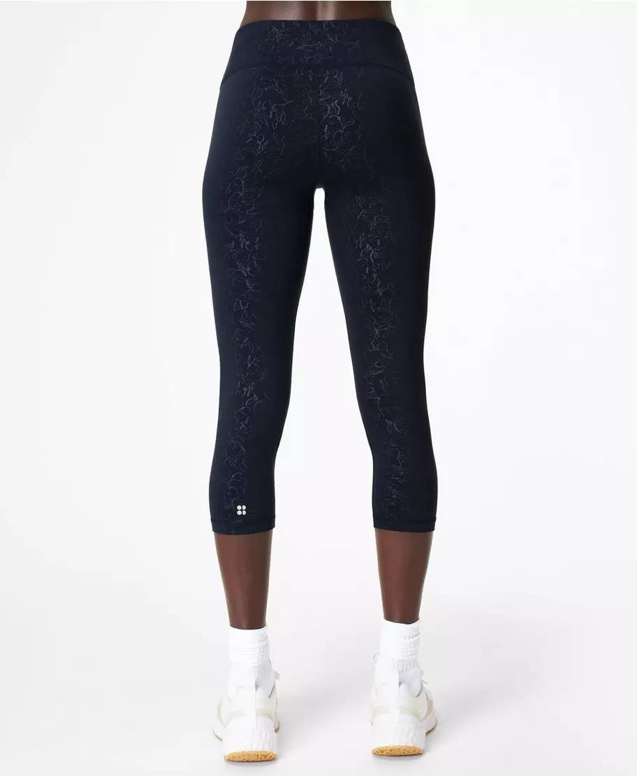 All Day Cropped Workout Leggings 1