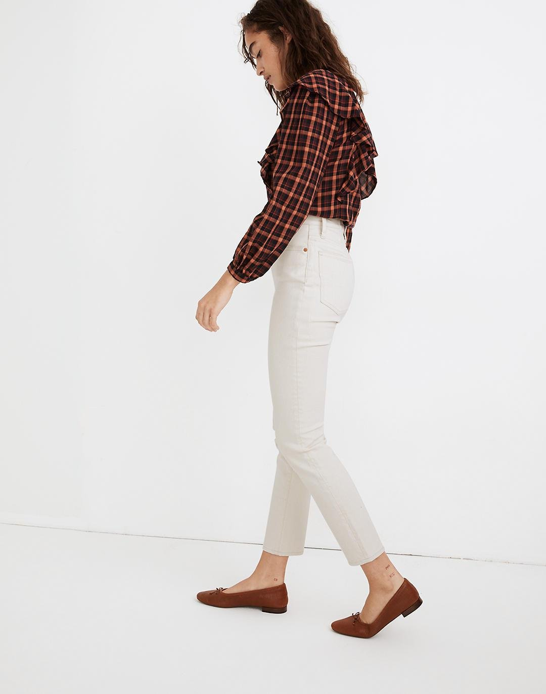 The Perfect Vintage Jean in Vintage Canvas 1