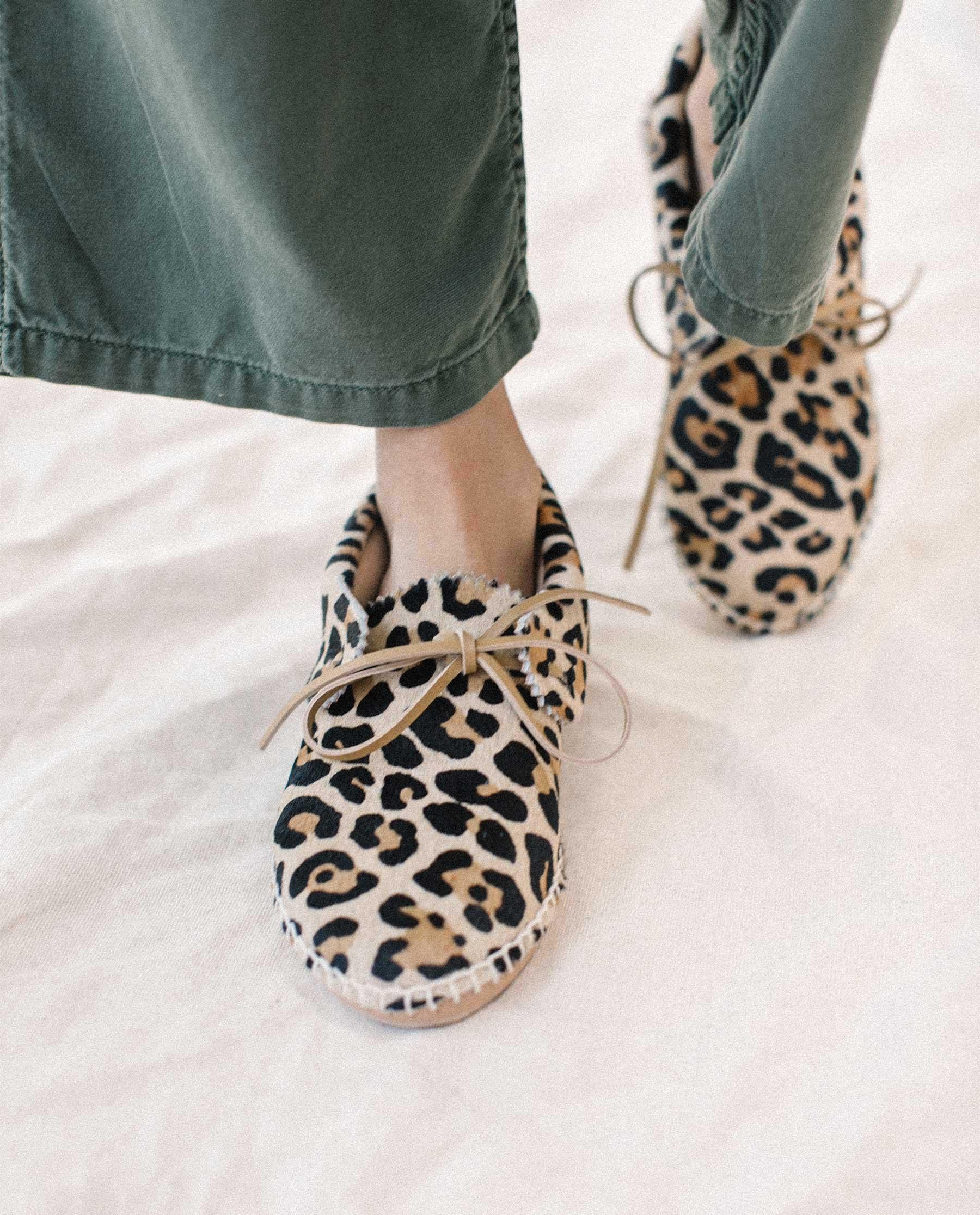 The Canyon Moccasin. -- LEOPARD 2
