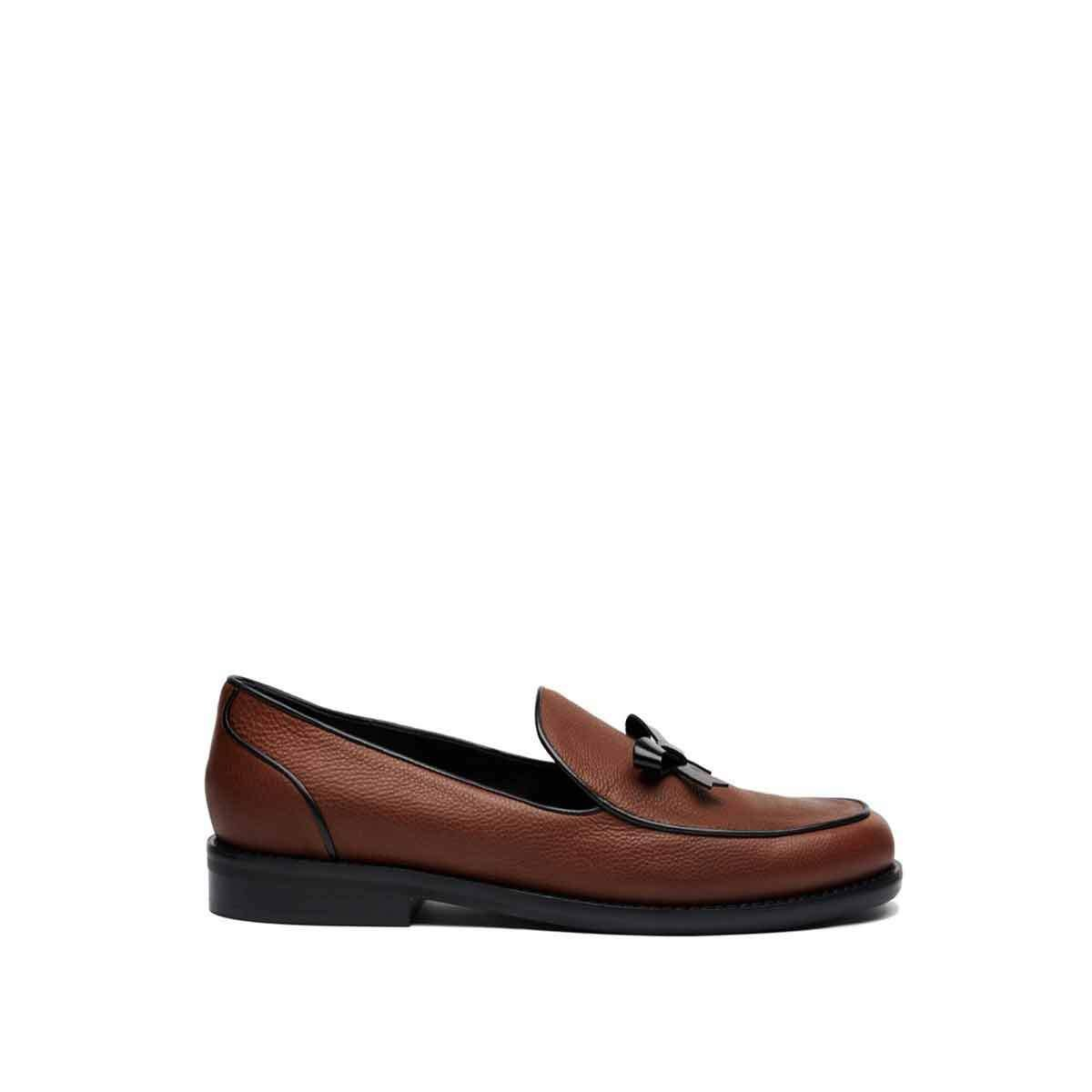 Keaton Loafer - Chocolate Brown