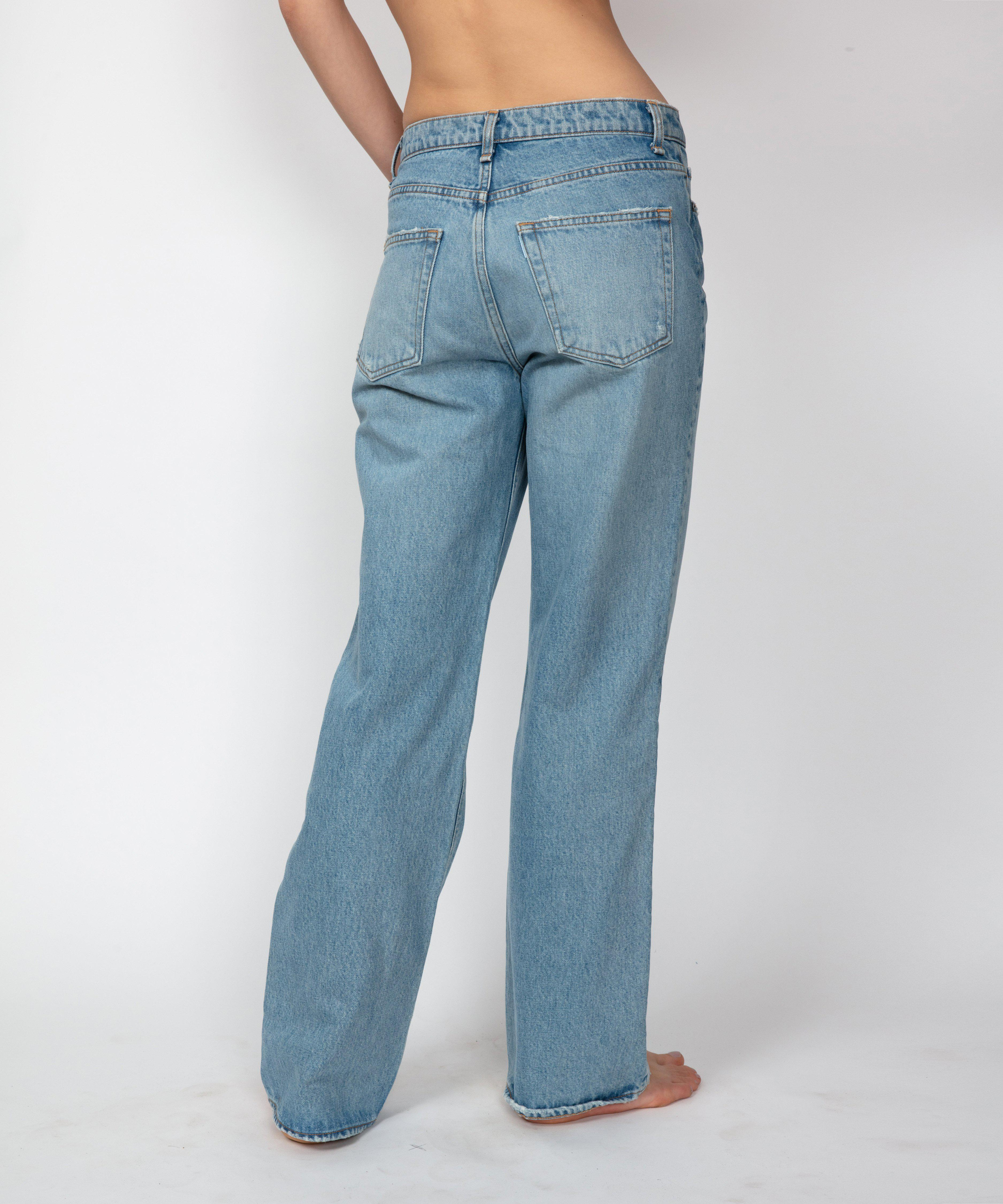 SLOUCHY STRAIGHT - Water st. 3