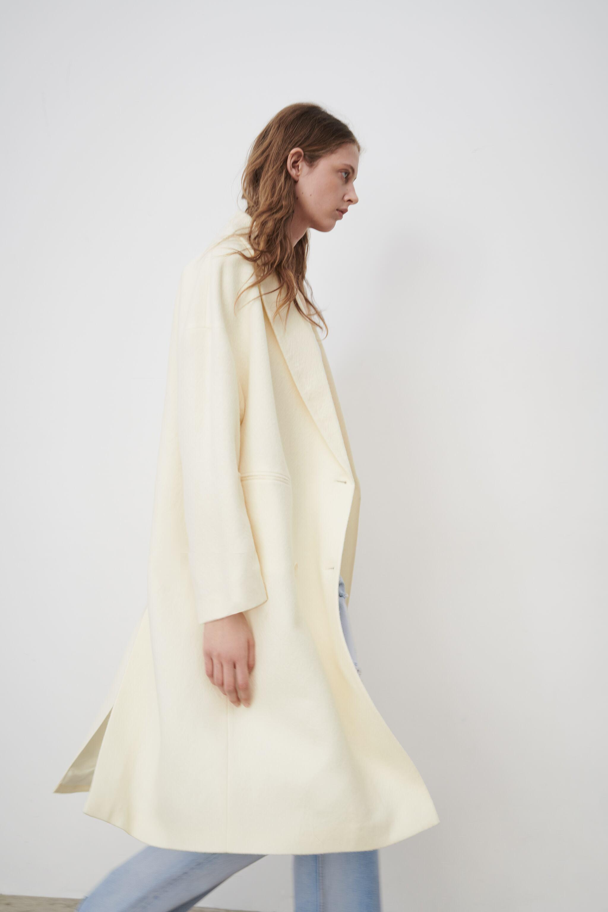 OVERSIZED WOOL COAT LIMITED EDITION 6