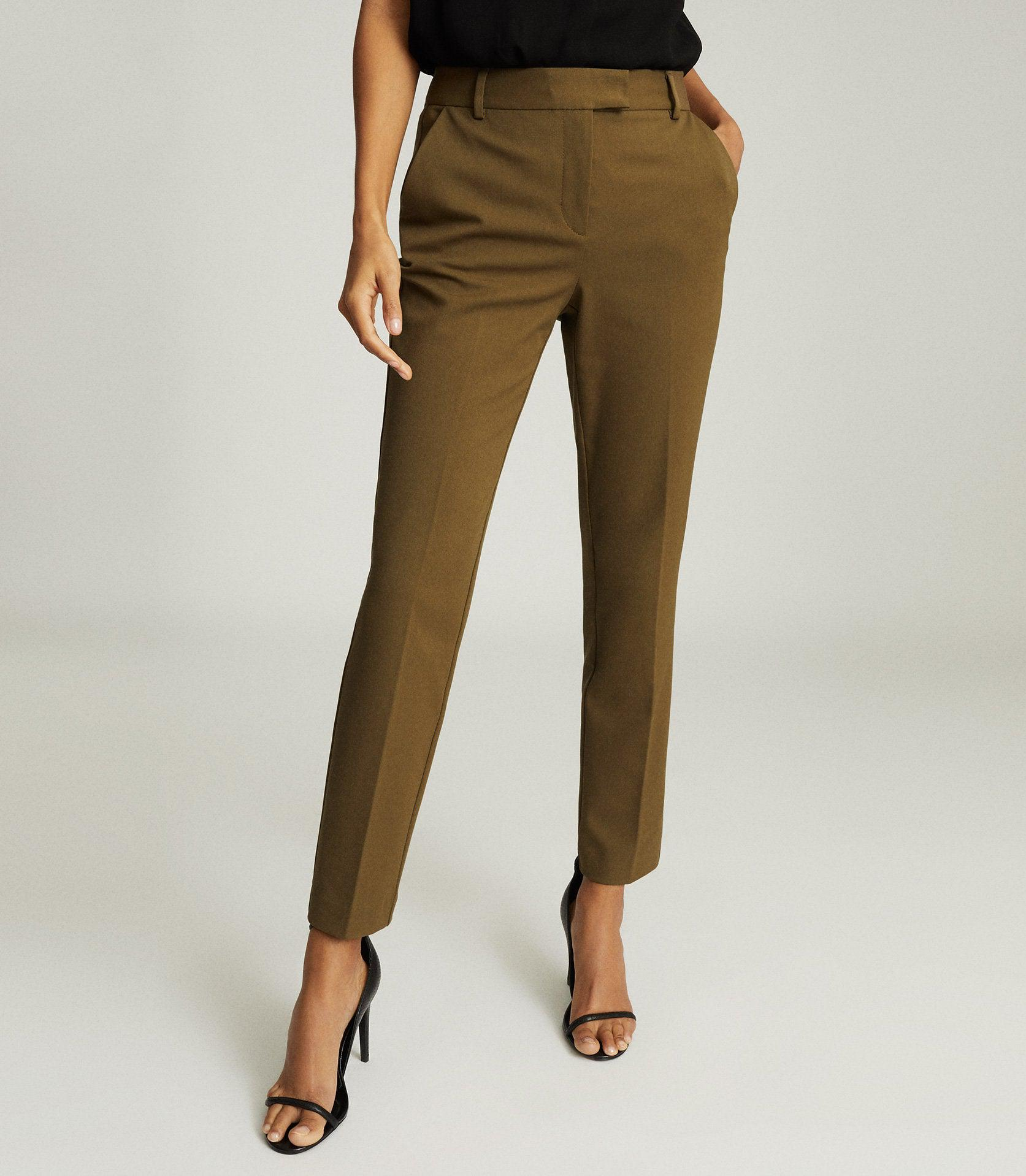 JOANNE - SLIM FIT TAILORED TROUSERS 1
