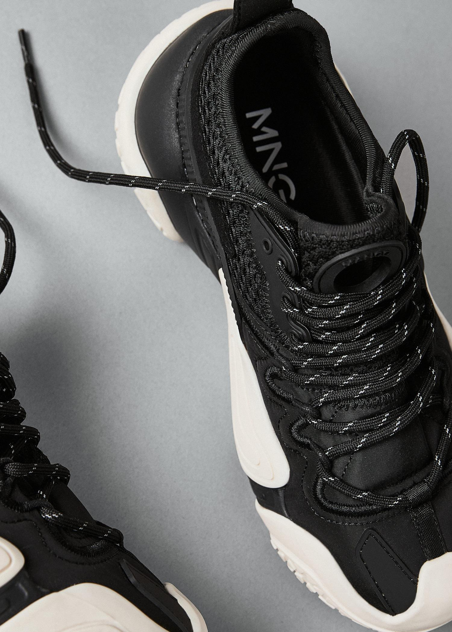 Maxi sole sneakers