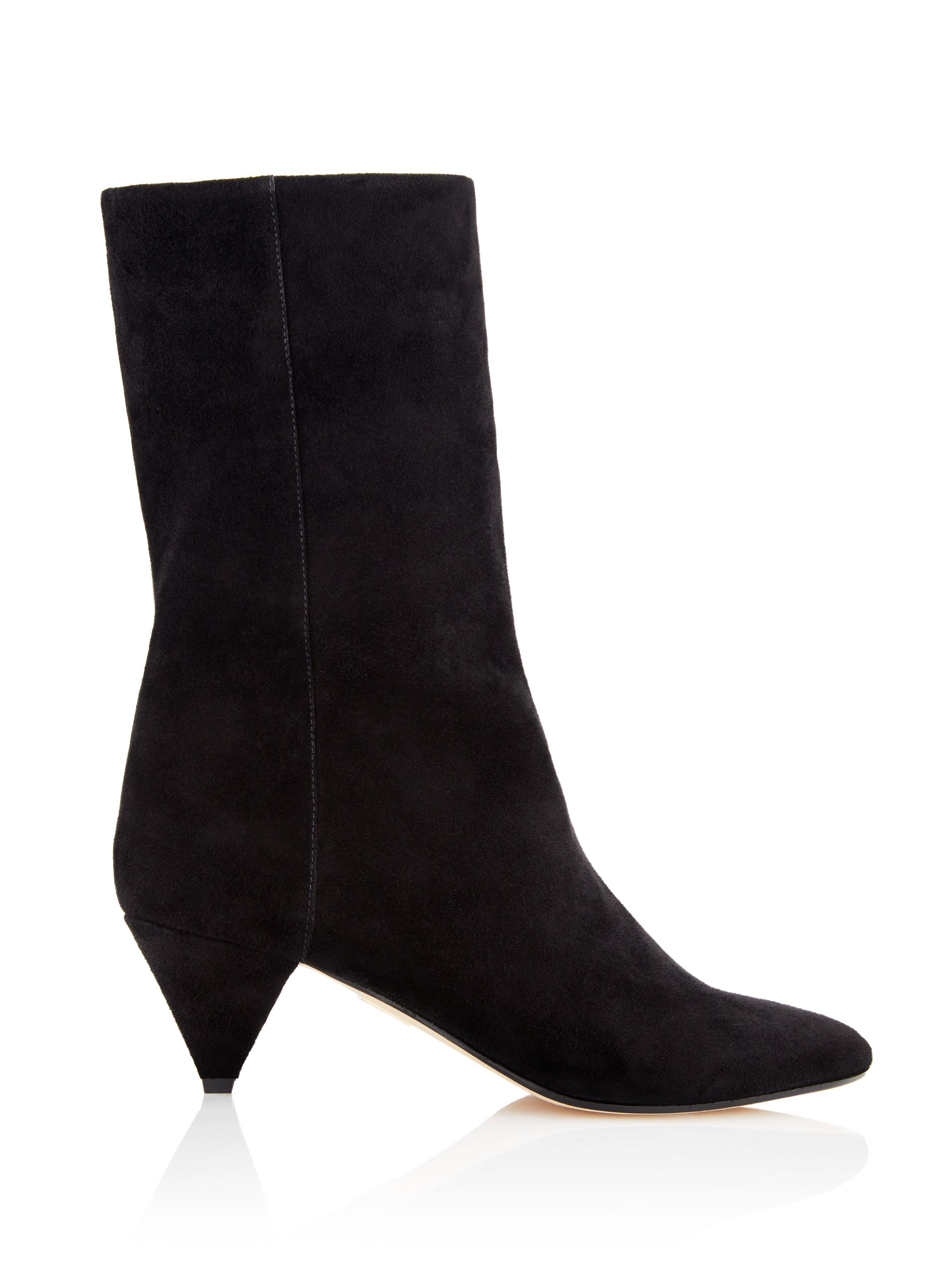 Kindred Mid Calf 55 - Suede 5