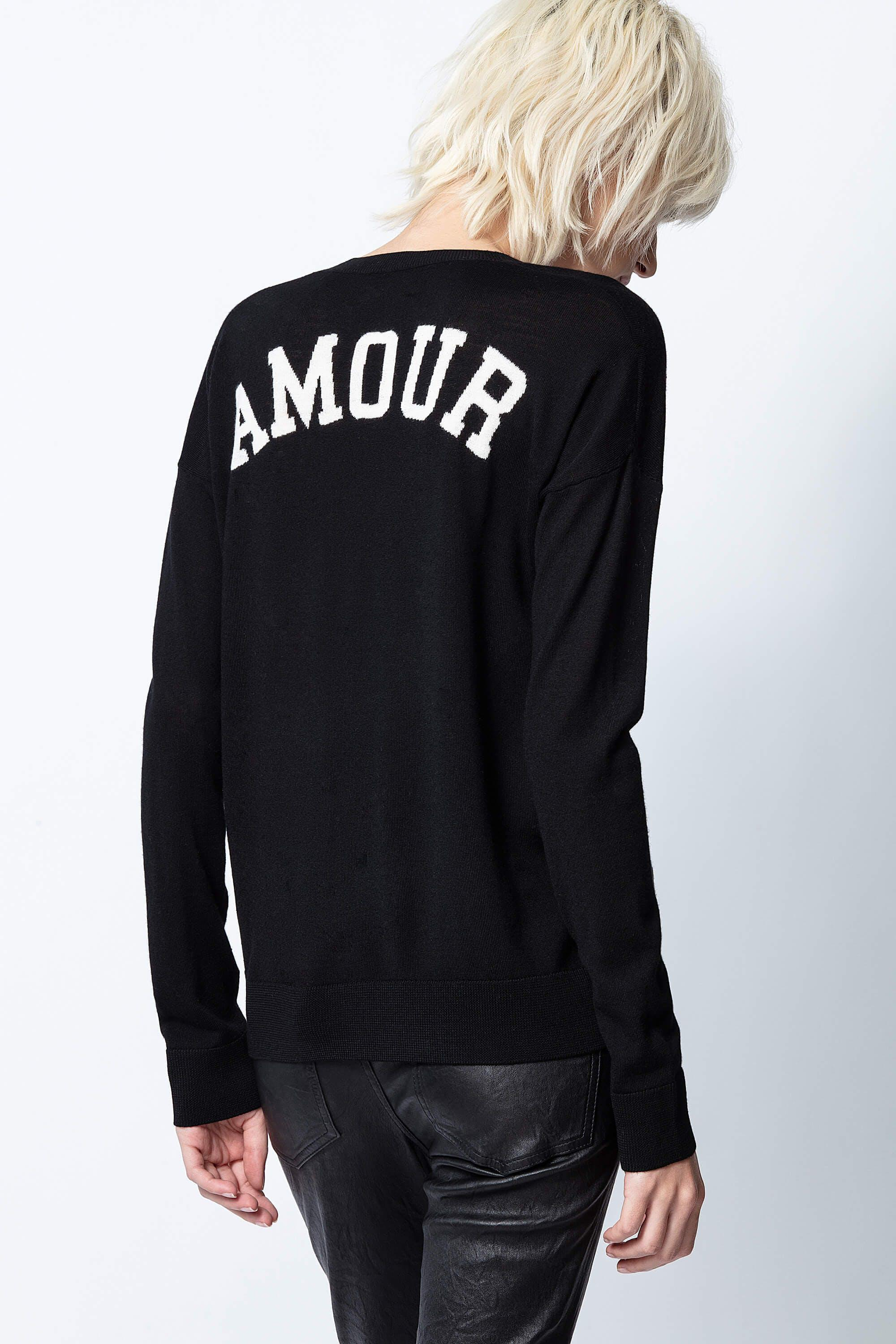 Happy Amour Sweater 1