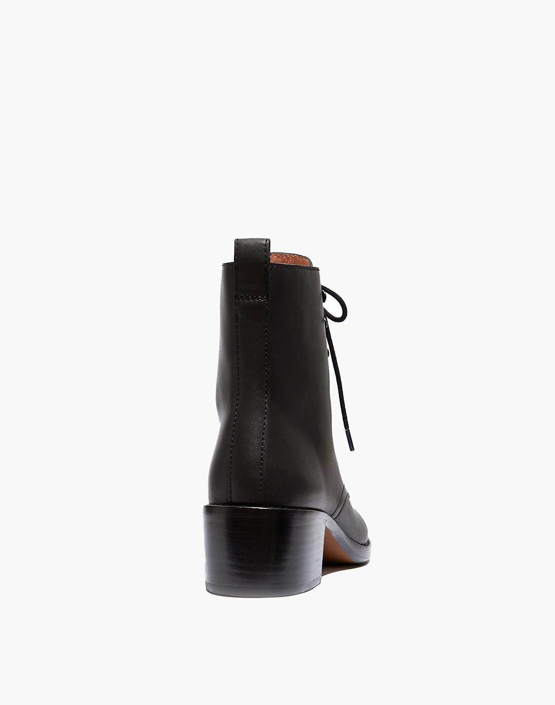 The Patti Lace-Up Boot 2