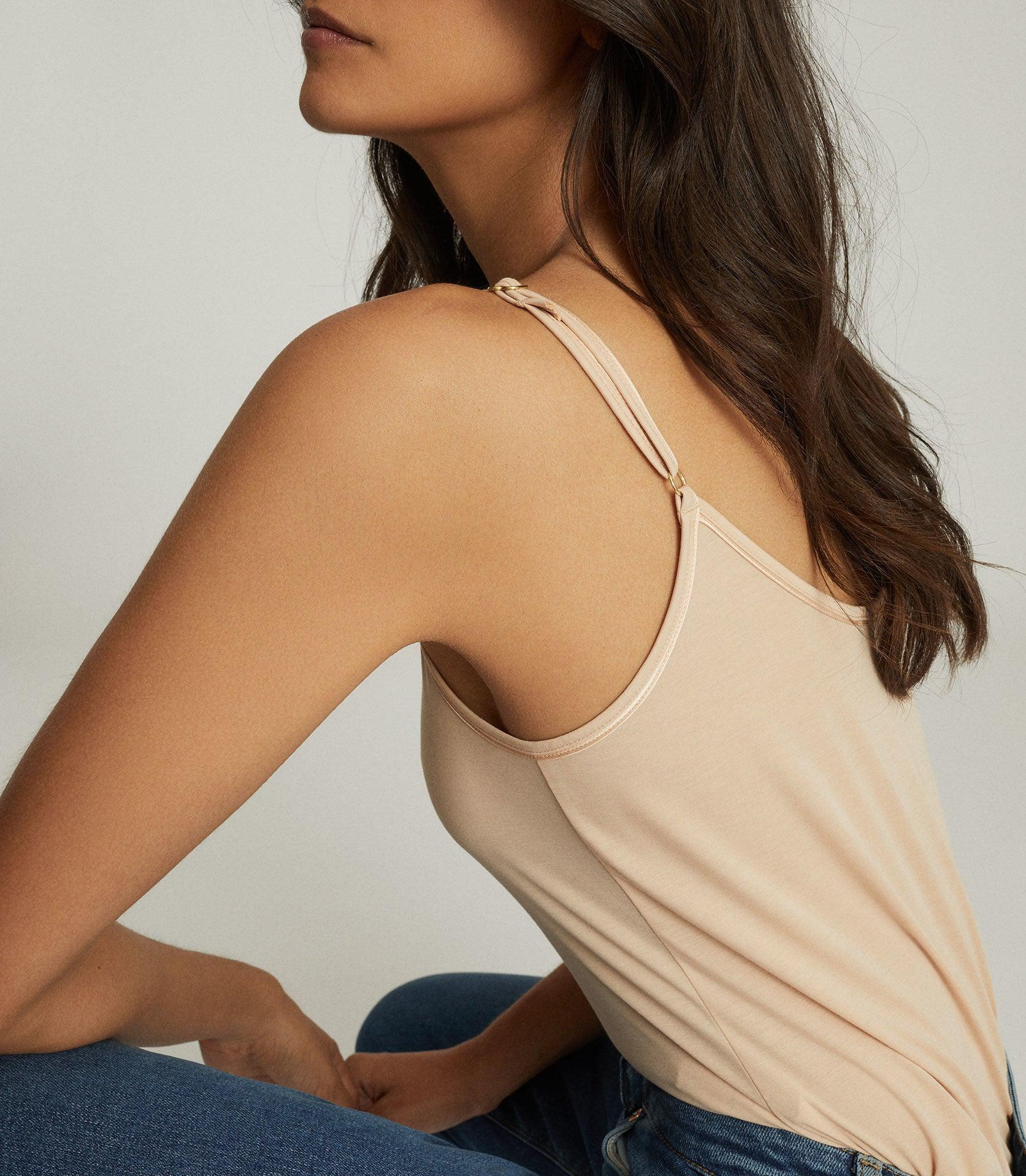 MILLY - JERSEY CAMI TOP 2