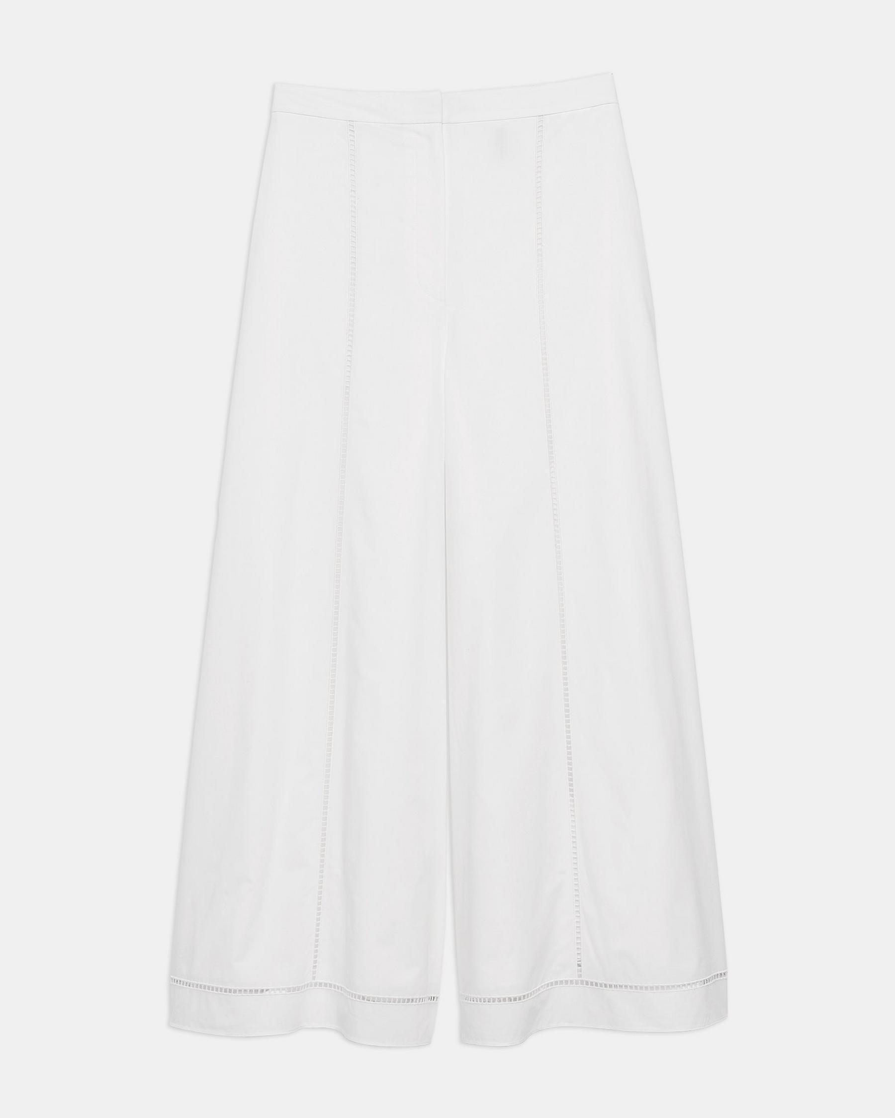 Culotte in Eyelet Cotton 4