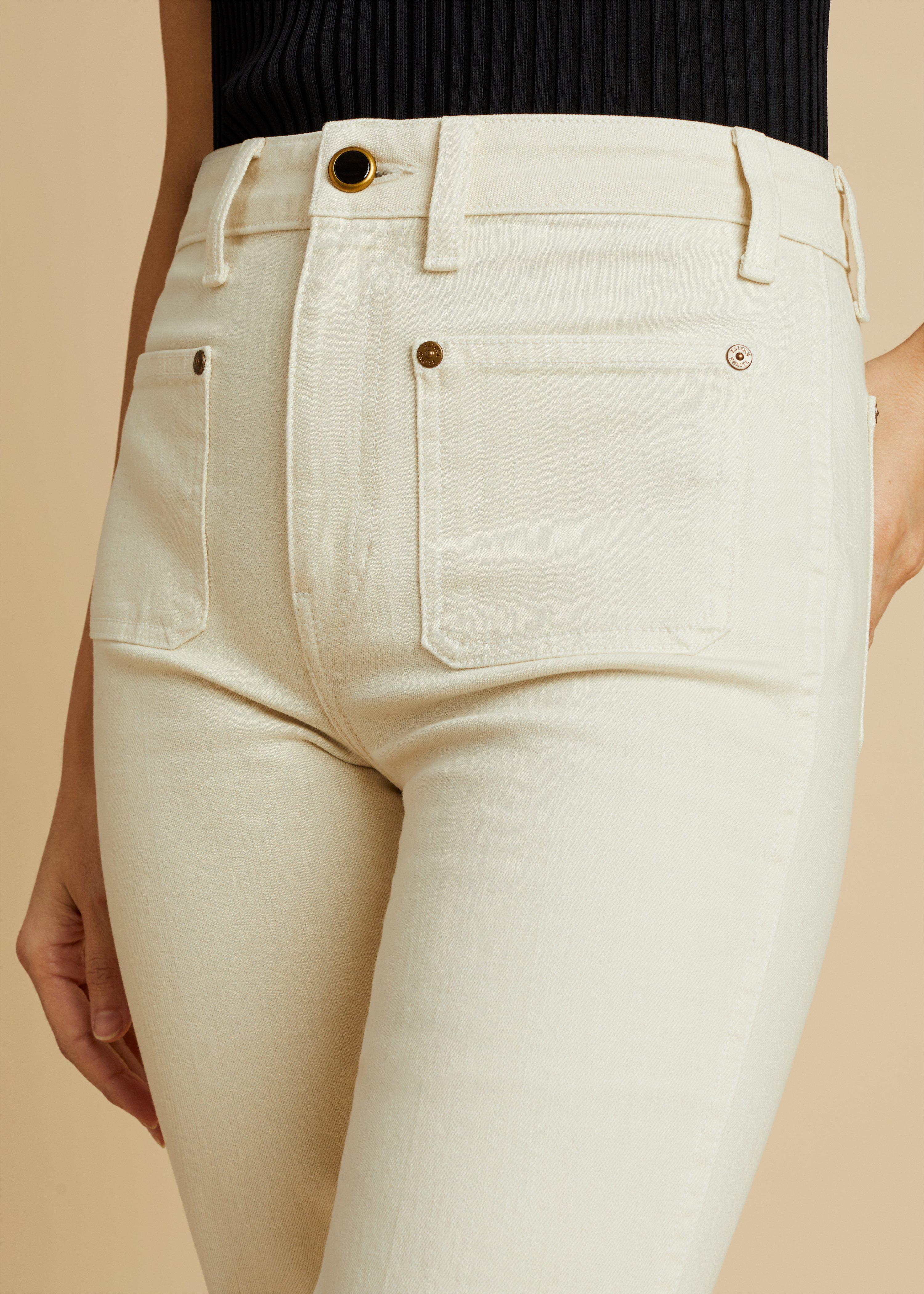 The Raquel Jean in Ivory 4