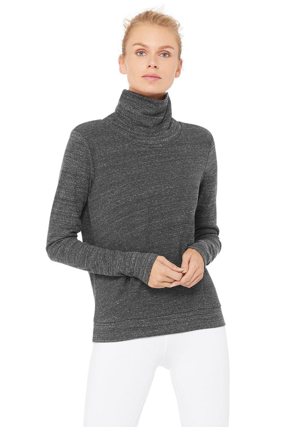 Clarity Long Sleeve - Anthracite Heather