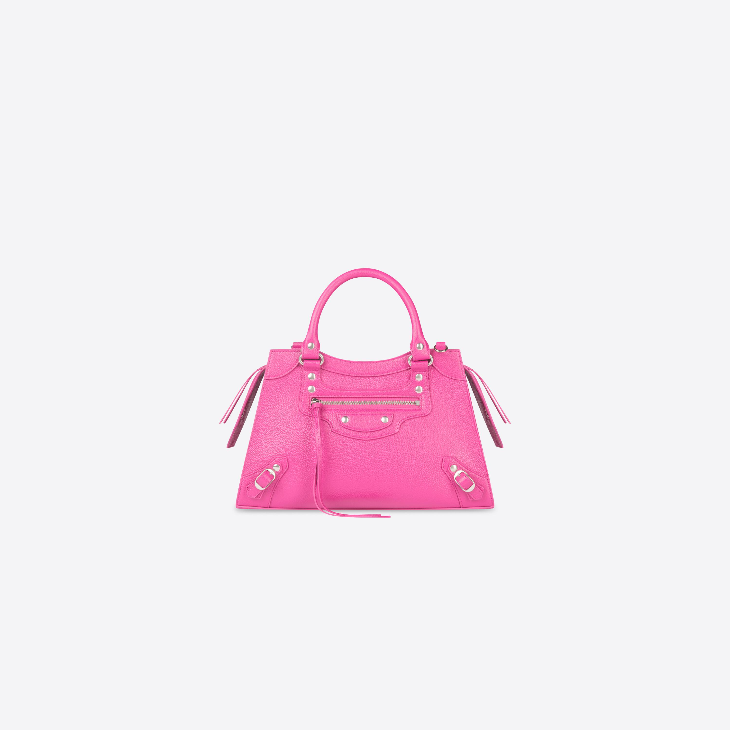 Neo Classic Small Top Handle Bag 0