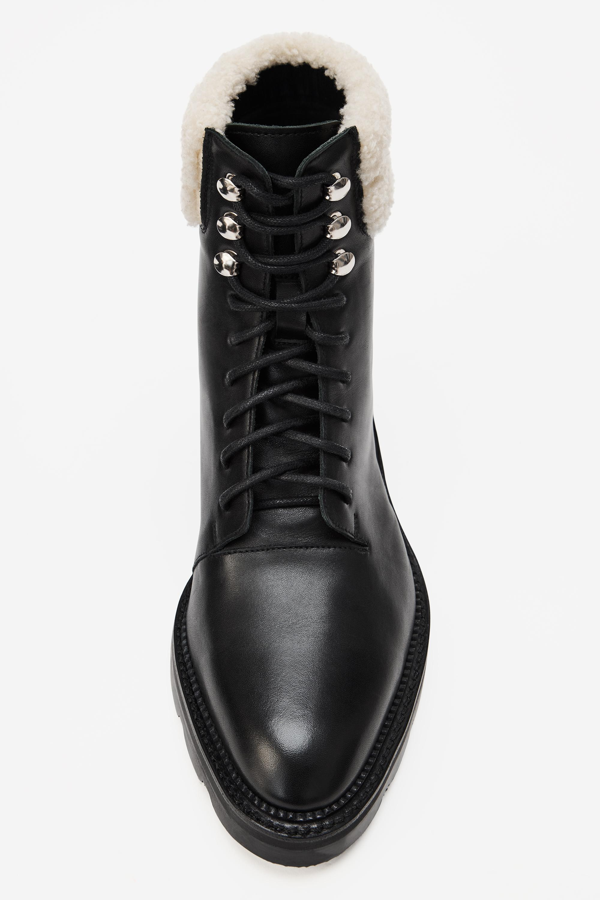 andy shearling boot 1