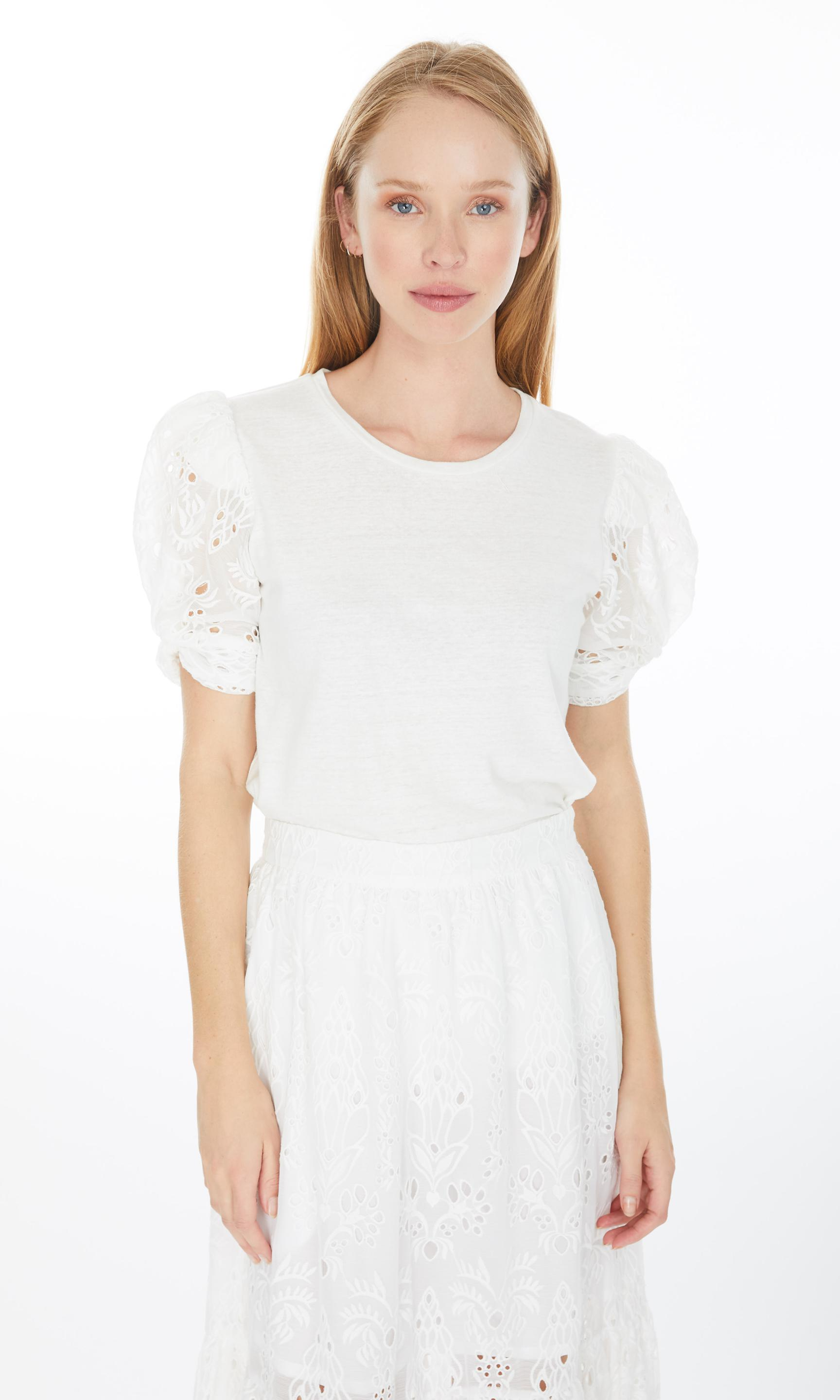 Coco Embroidery Combo Top