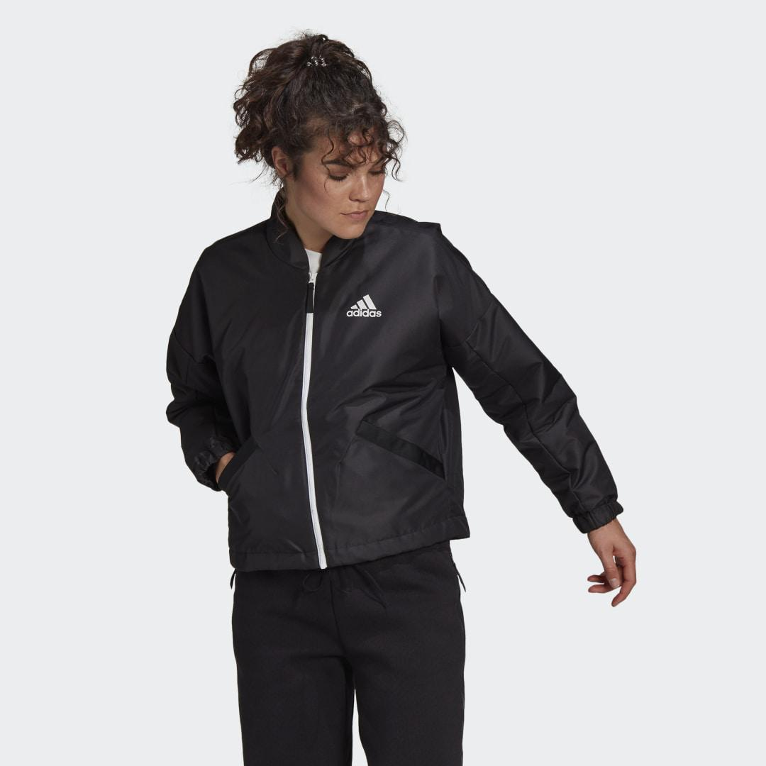 Back to Sport Light Insulated Jacket Black S - Womens Hiking Jackets