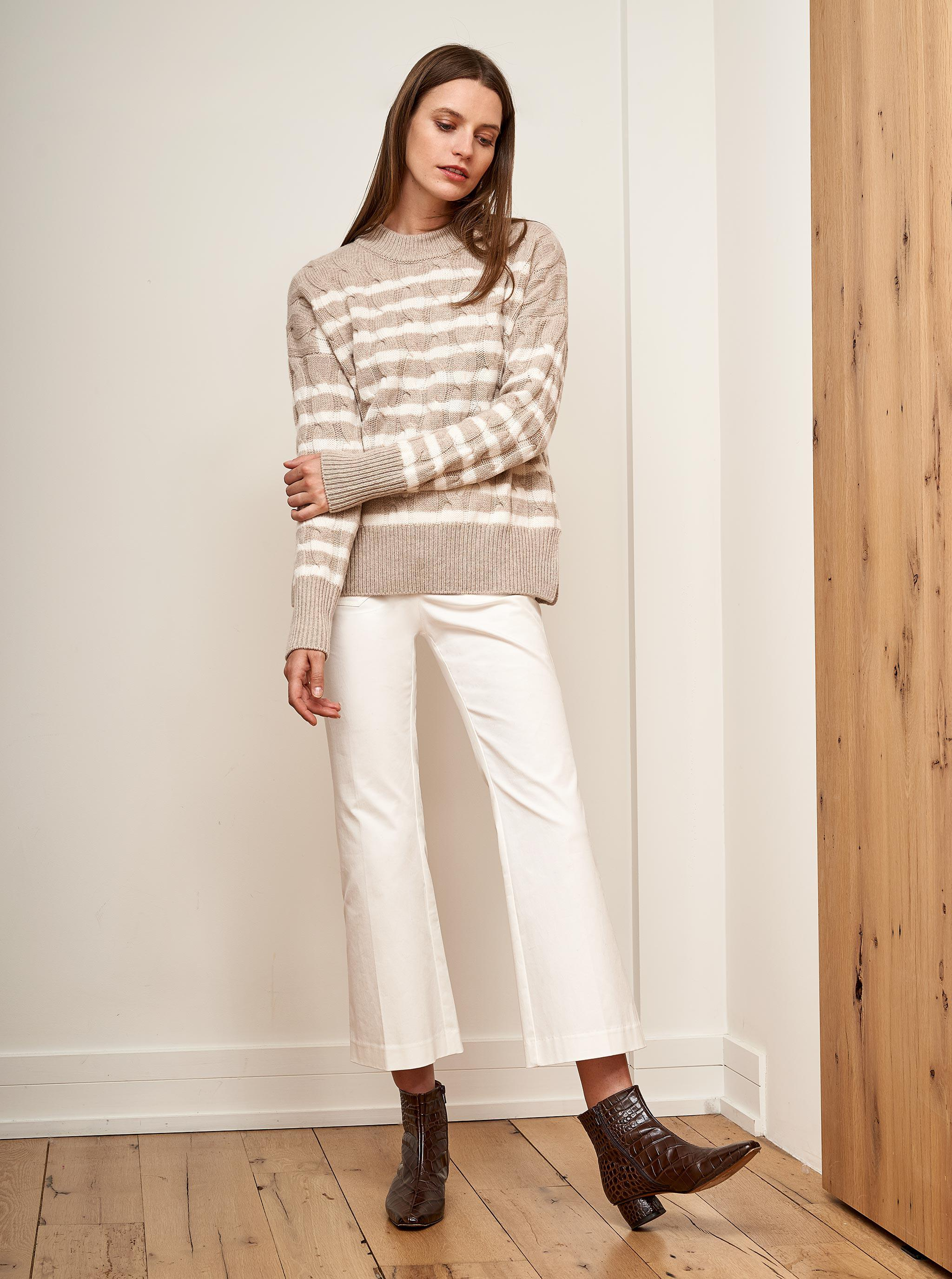 Cable Marin Sweater 3