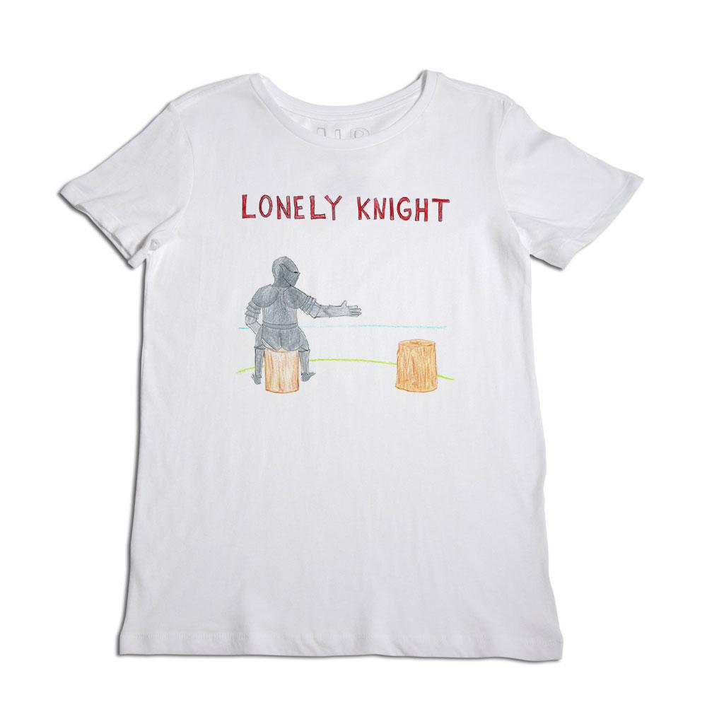 Lonely Knight Women's T-Shirt