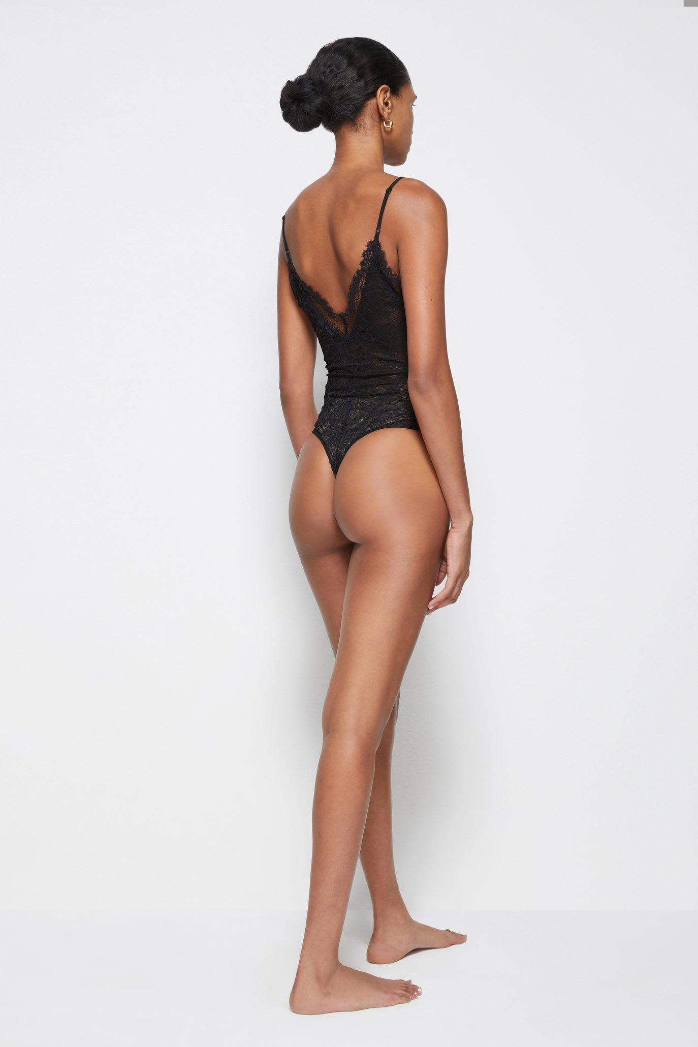 Stacey Recycled Lace Bodysuit 6