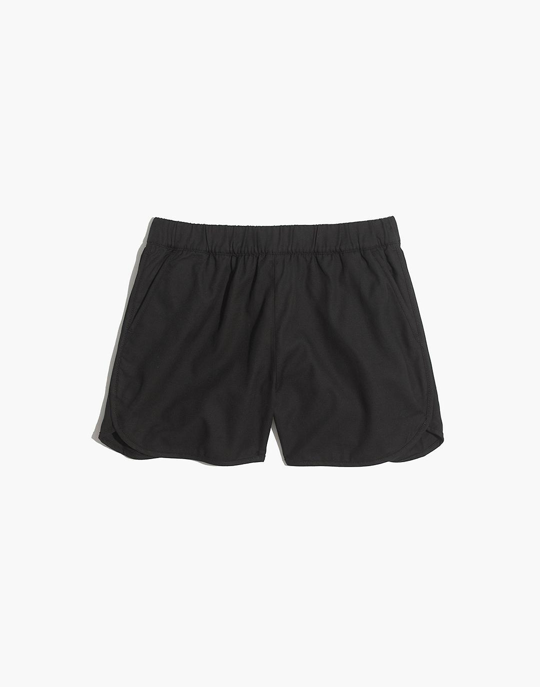 Plus Pull-On Shorts