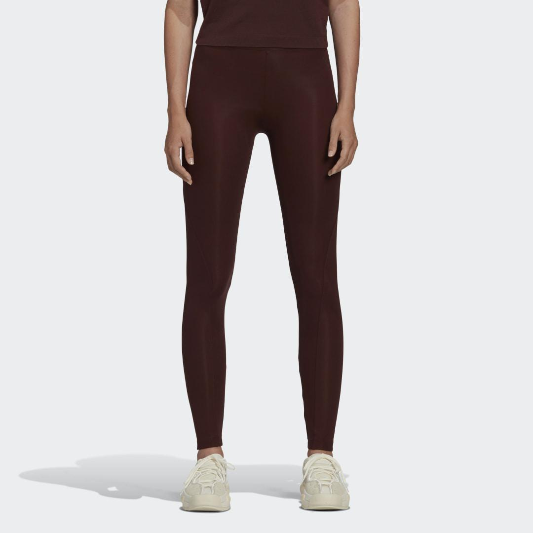 Y-3 Classic Tights Dark Red