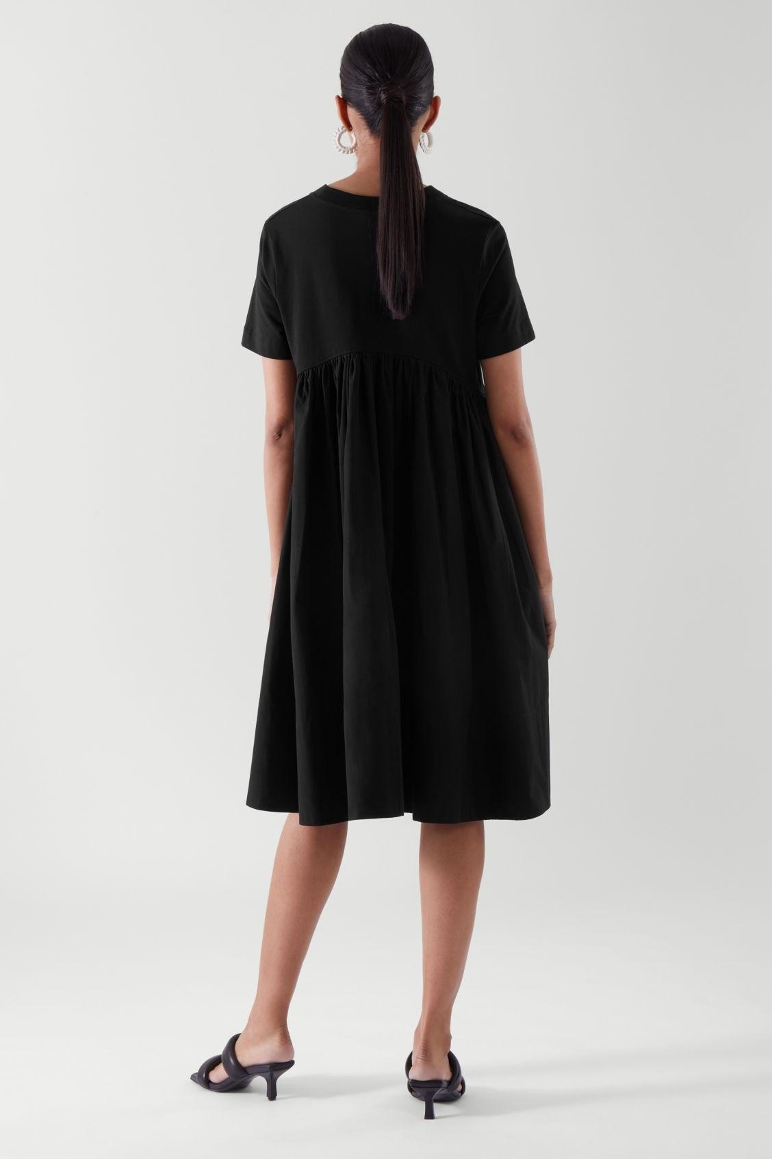 RELAXED-FIT T-SHIRT DRESS 3
