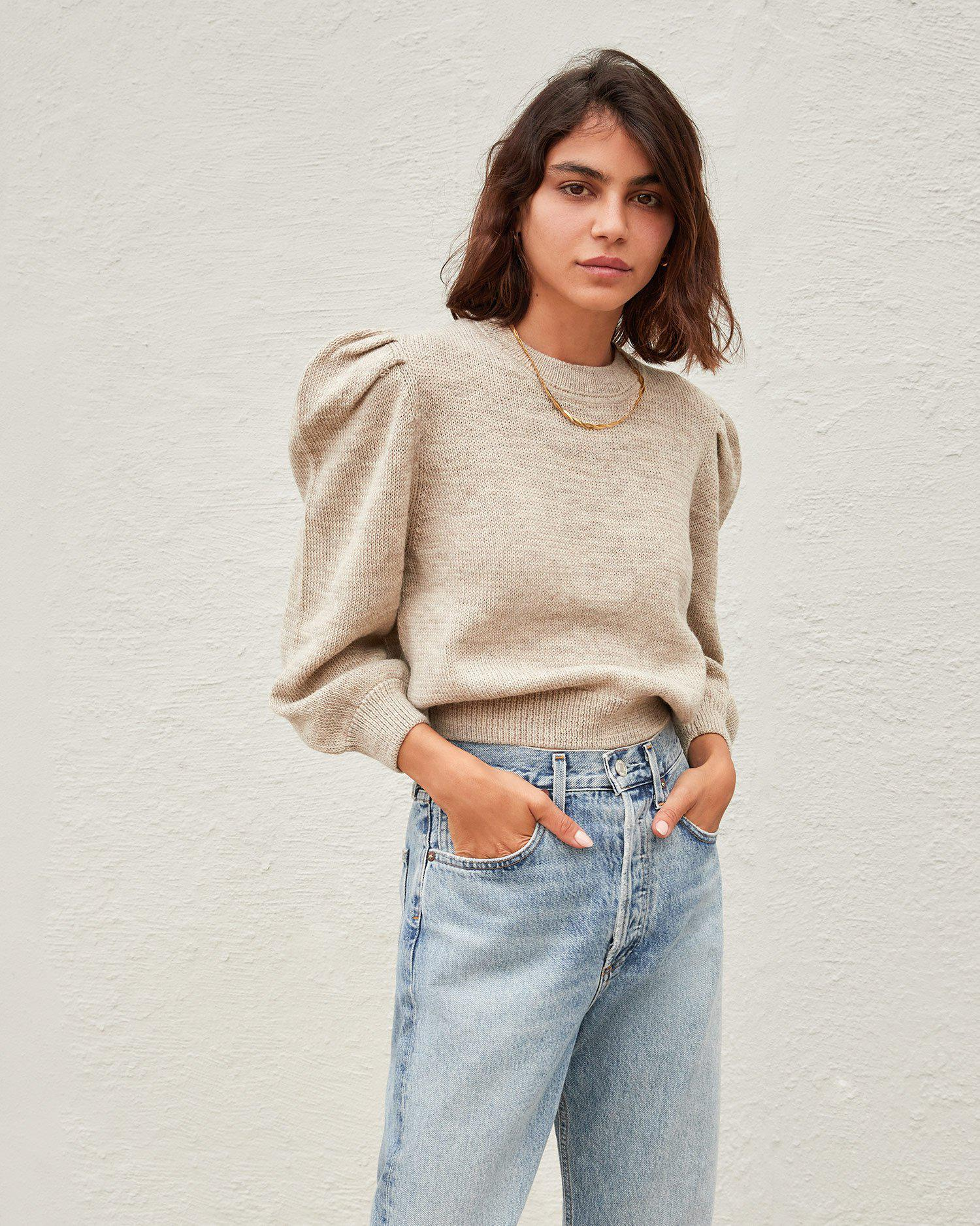 Knits for Good Oatmeal Sweater