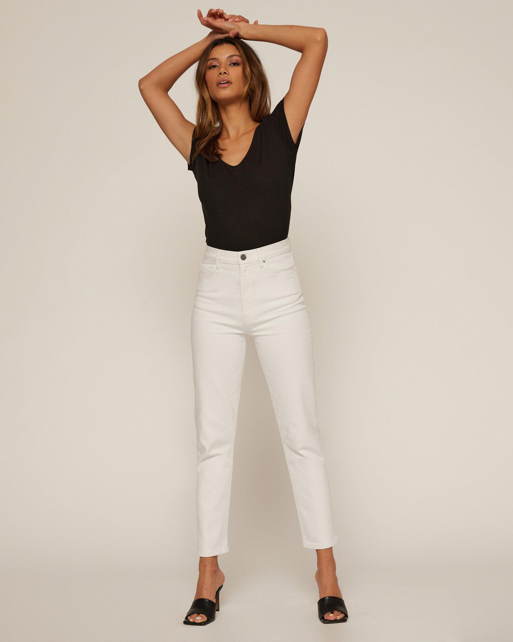 MGNTC Straight Jeans in Vapor