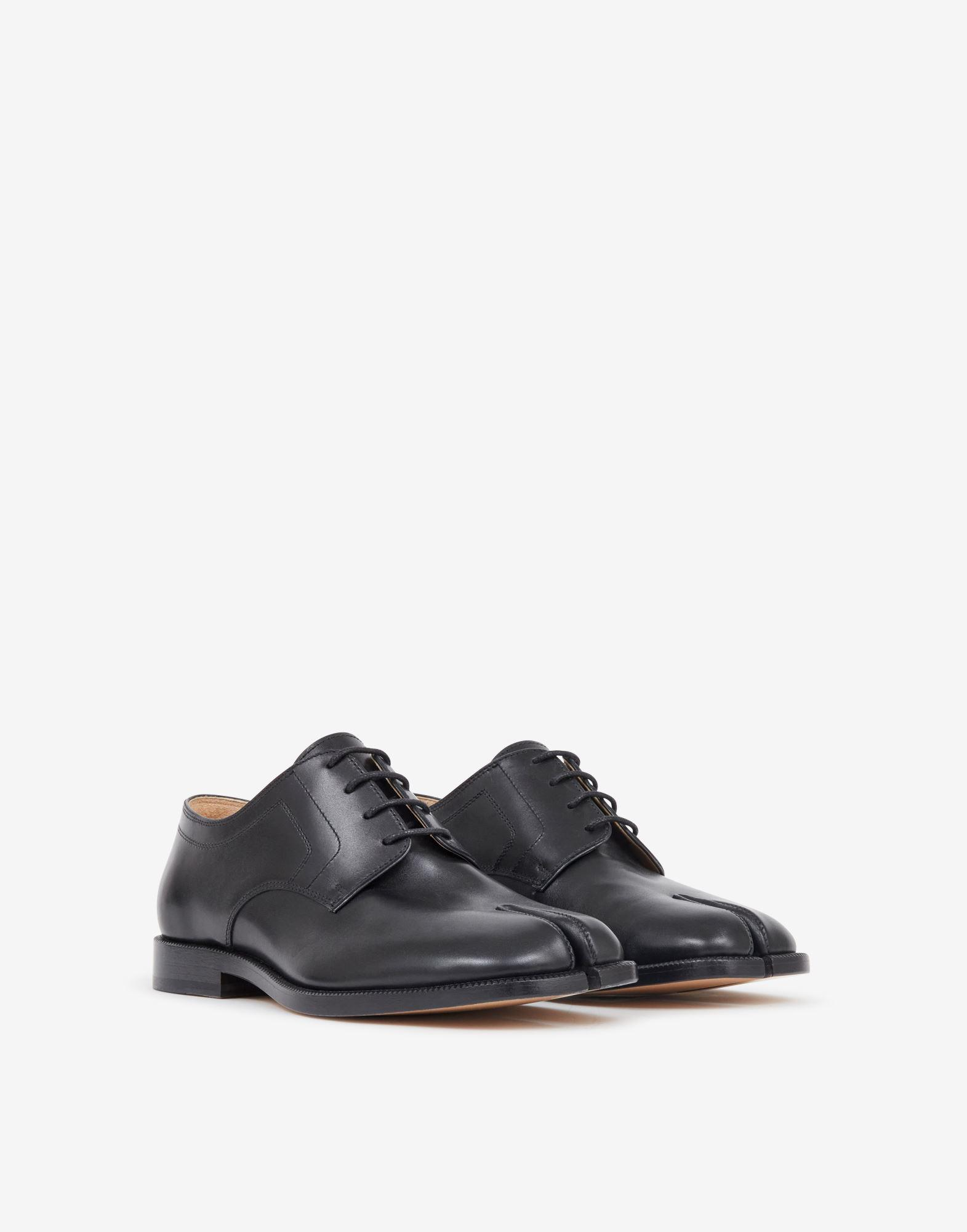 Tabi lace-up shoes 1