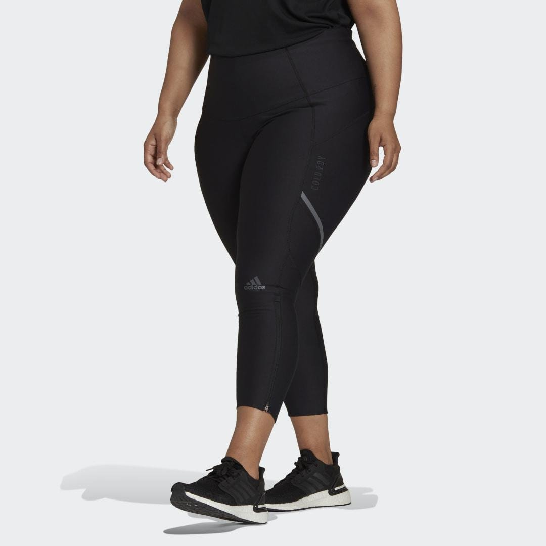 Own The Run COLD.RDY Leggings (Plus Size) Black