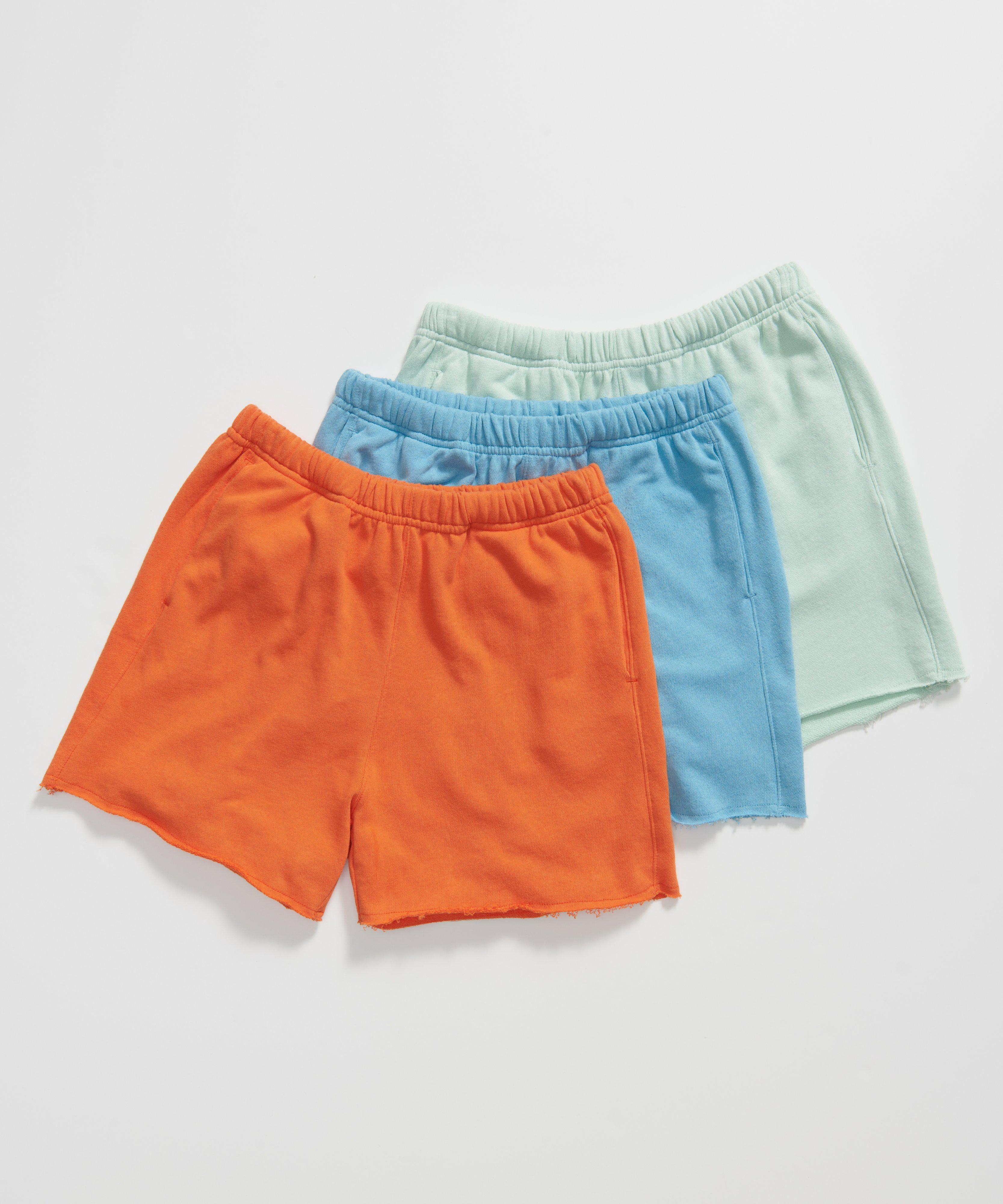 French Terry Pull-On Short - Mint 4