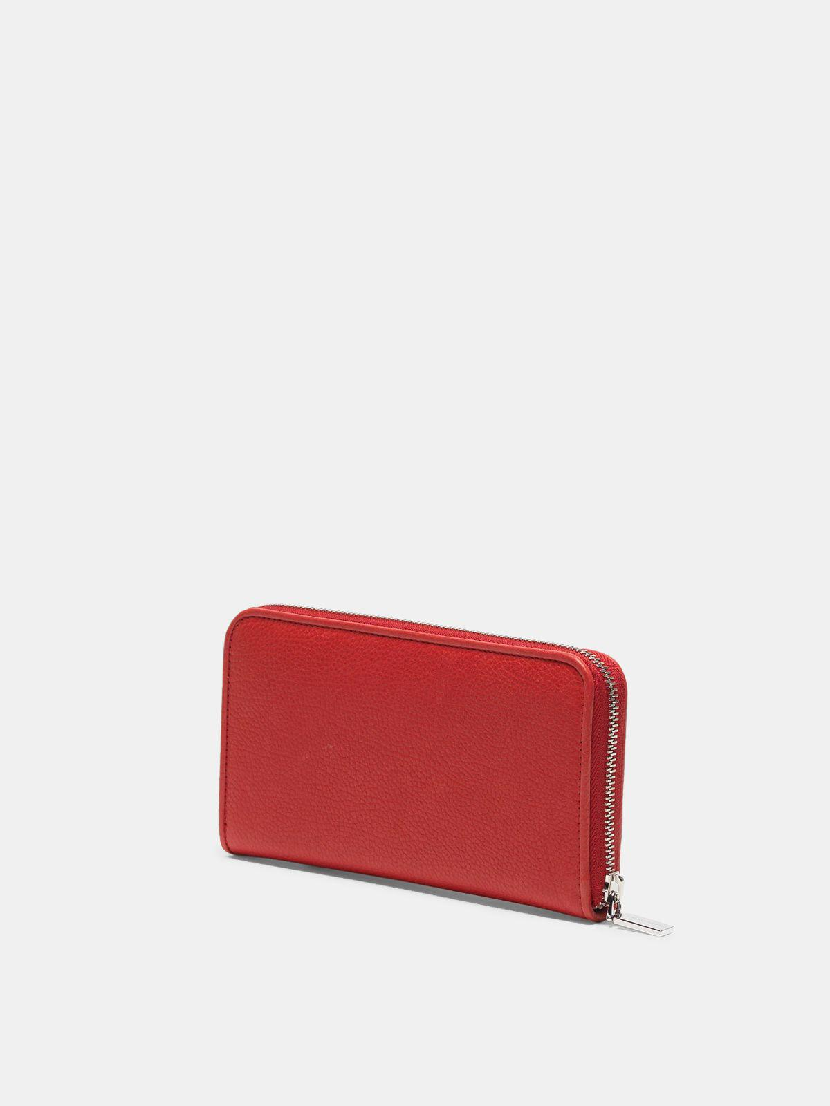 Large red Star Wallet 2