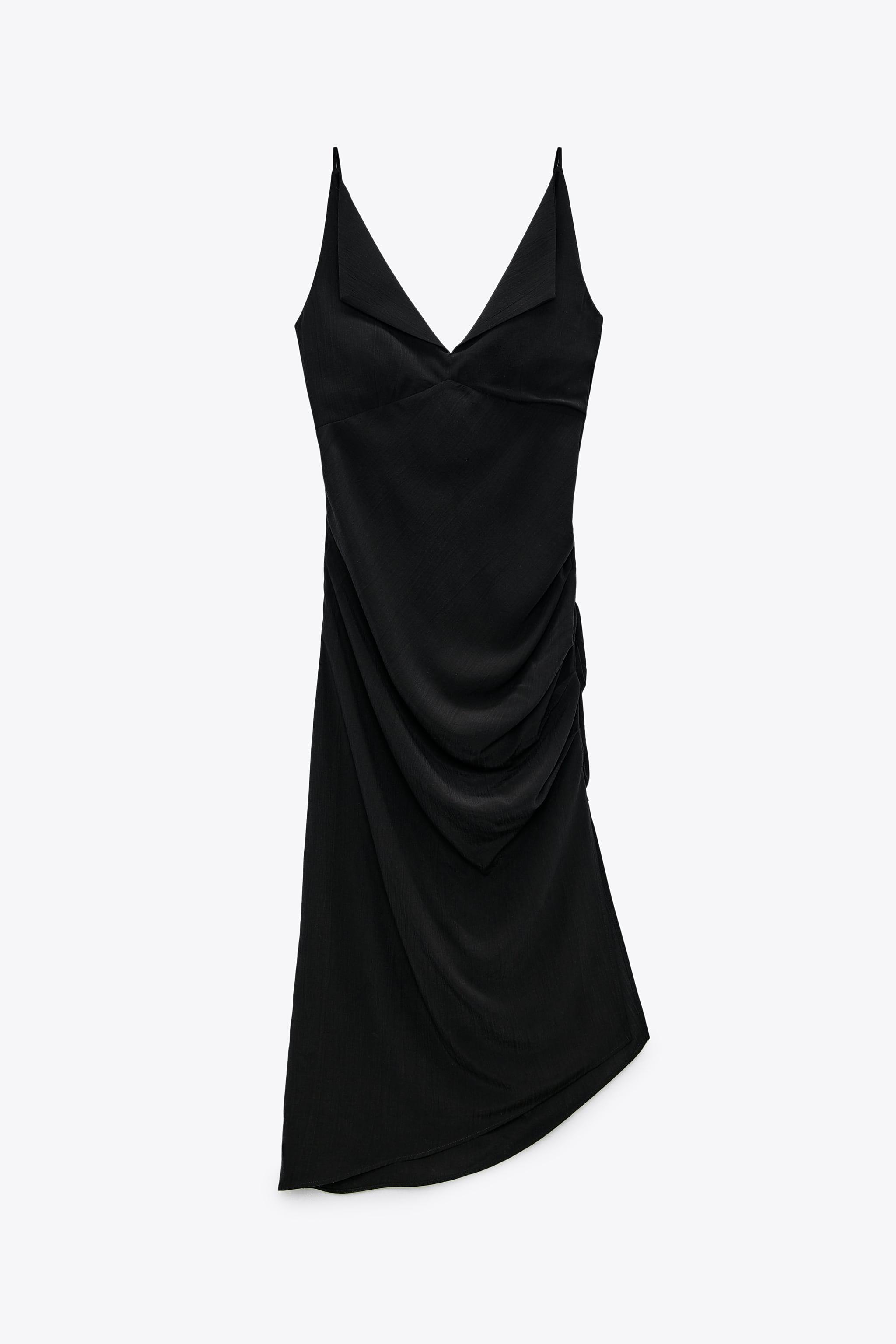 MIDI DRESS WITH OPEN BACK 5
