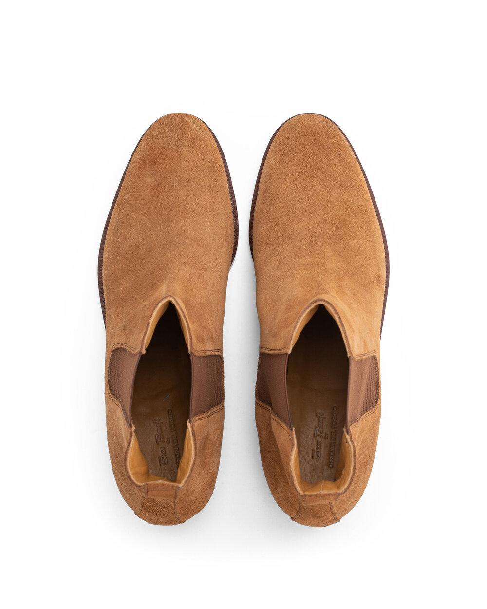 ODPEssentials Classic Chelsea Boot - Tan Suede 3