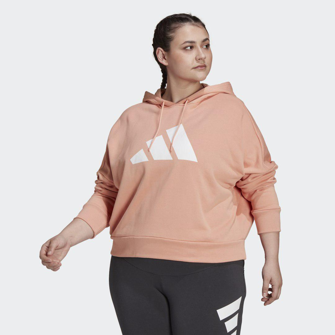 Sportswear Future Icons Hoodie (Plus Size) Ambient Blush