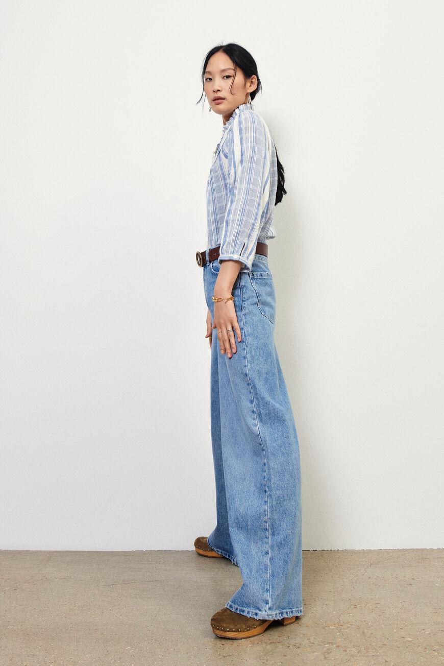 soul.FLARED JEANS 1