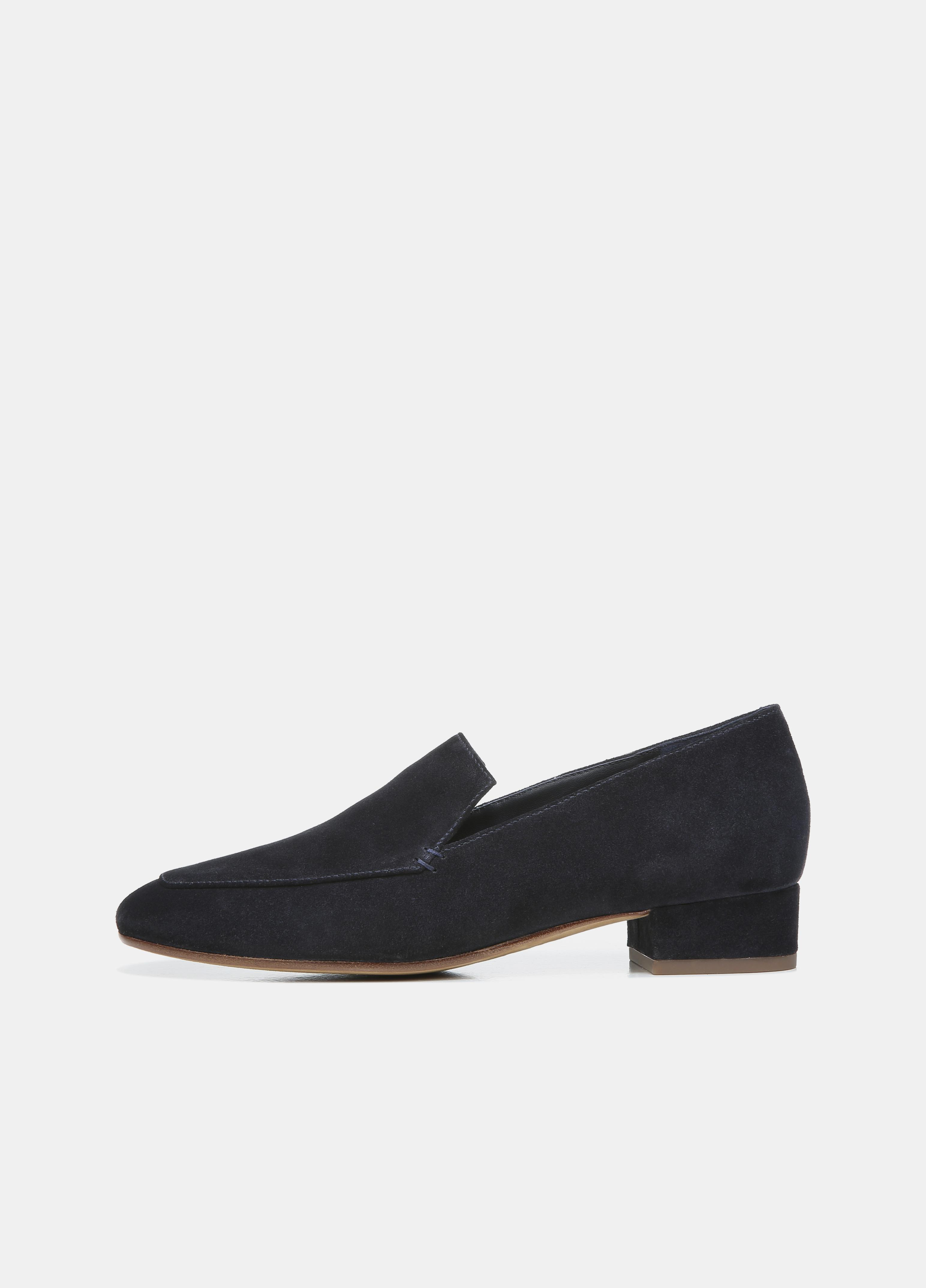 Suede Fauna Loafer