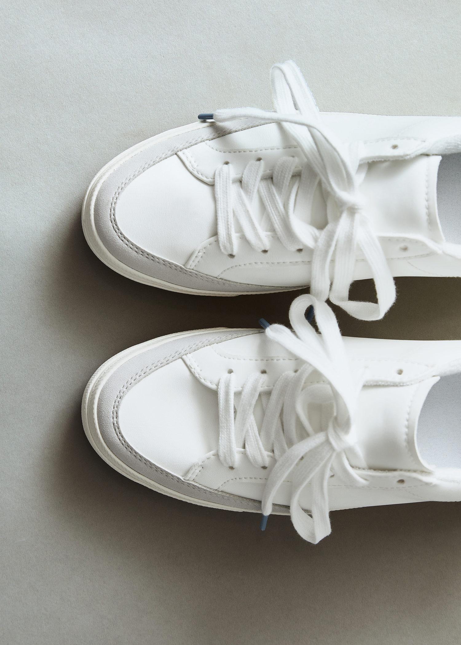 Laces basic sneakers 4