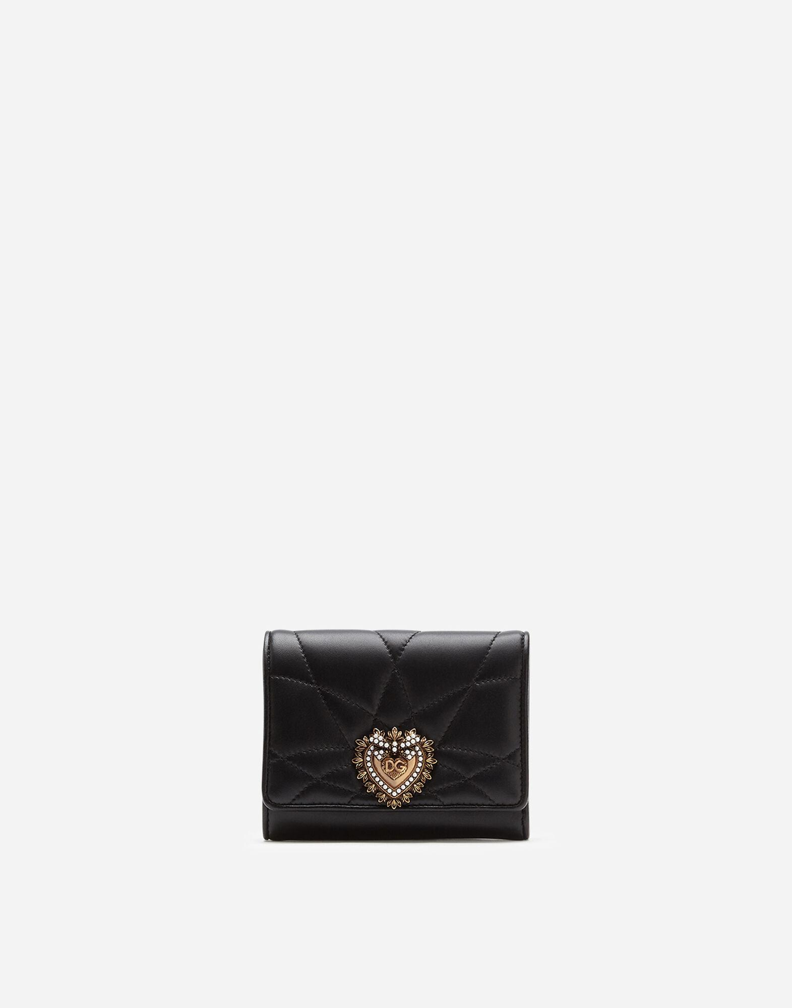 Small continental Devotion wallet